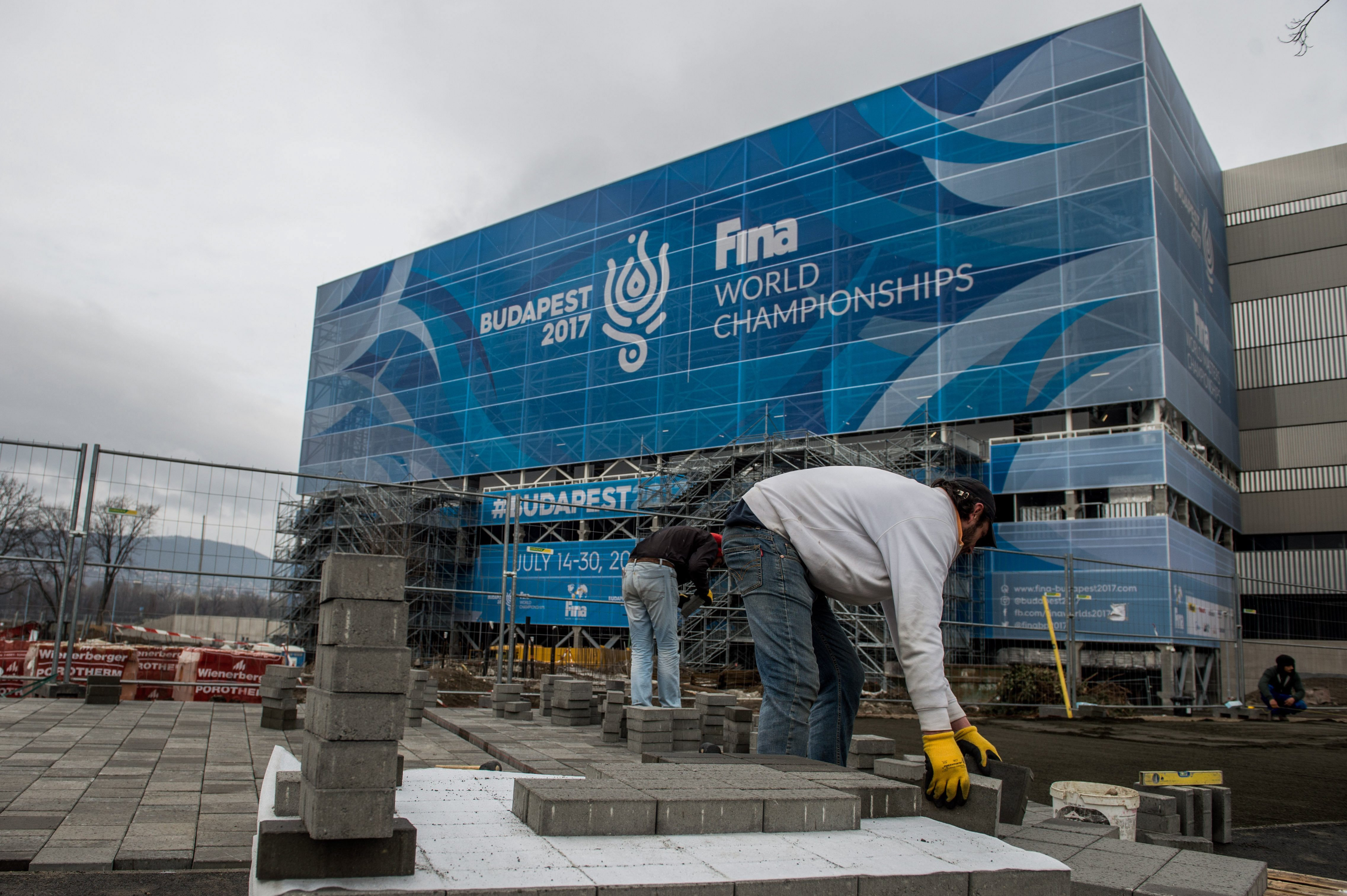 Egy évvel a vébé után már használatba is veheti a nagyközönség a Duna Arénát