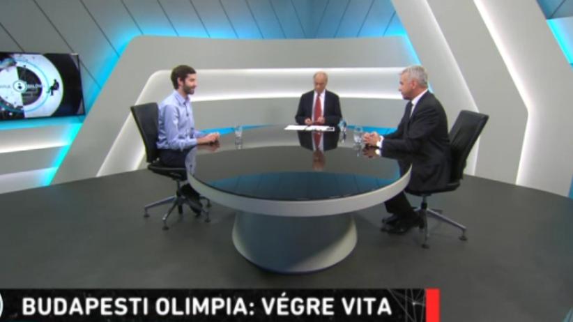 Csoda az RTL-en: megtörtént az első olimpiai vita
