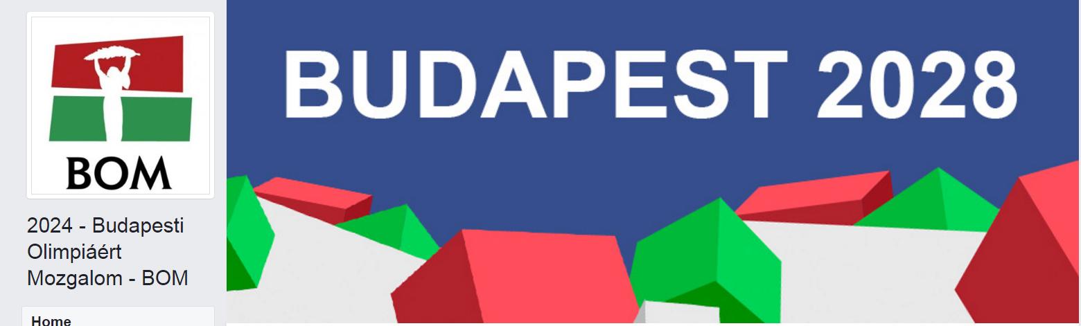 Soha az életben nem találnád ki, mire cserélte a Budapesti Olimpiáért Mozgalom a facebookos cover fotóját