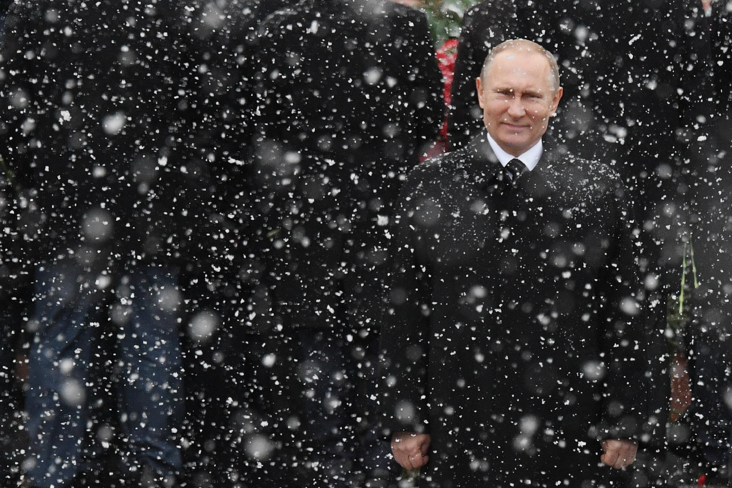 Oroszország átírná az országhatárokat is, ha nem lépnének fel ellene