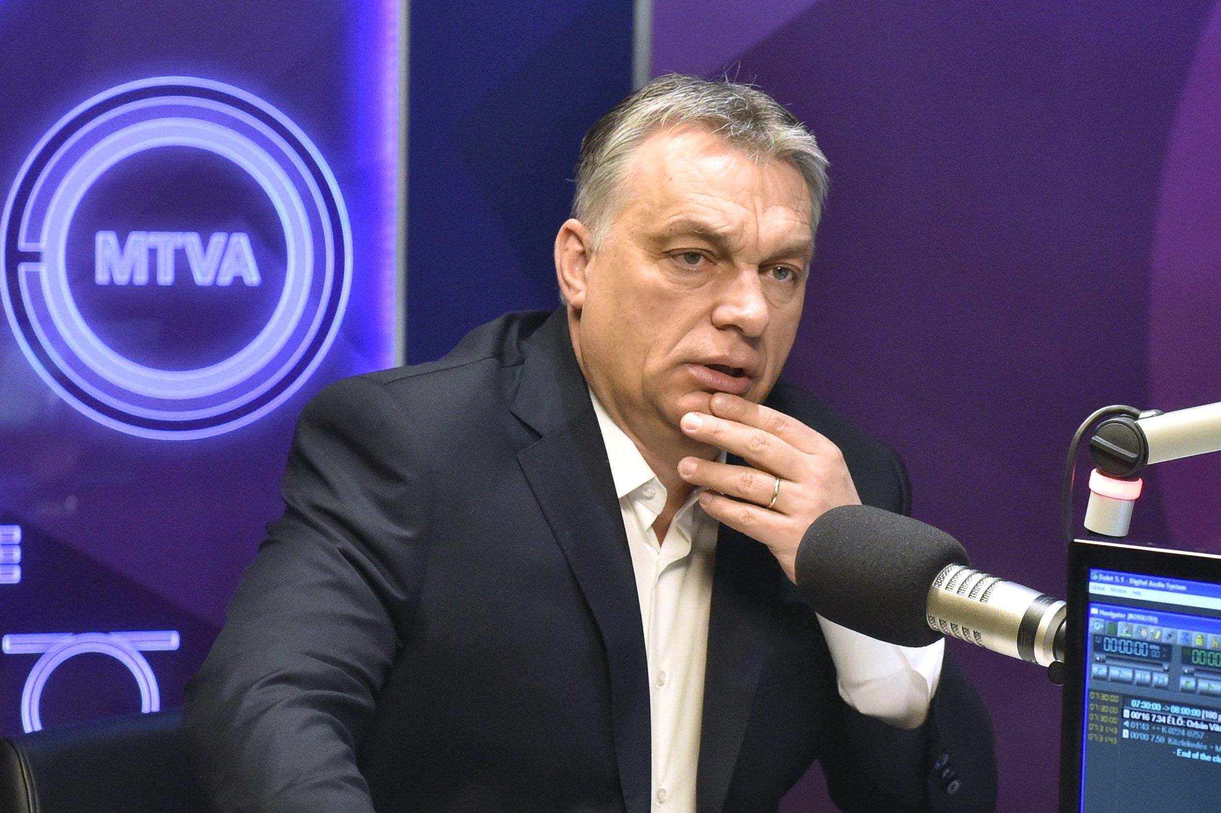 Orbán: Álomgyilkosság történt