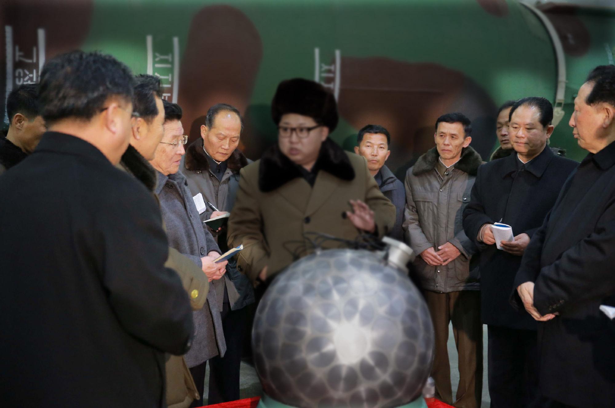 Észak-Korea bejelentette, hogy interkontinentális rakétát tesztelt