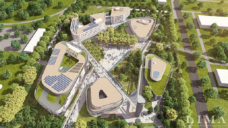 A stadionépítések nagy kasszírozója épít 12 milliárdért egyetemet a Matolcsy-alapítványok cégének