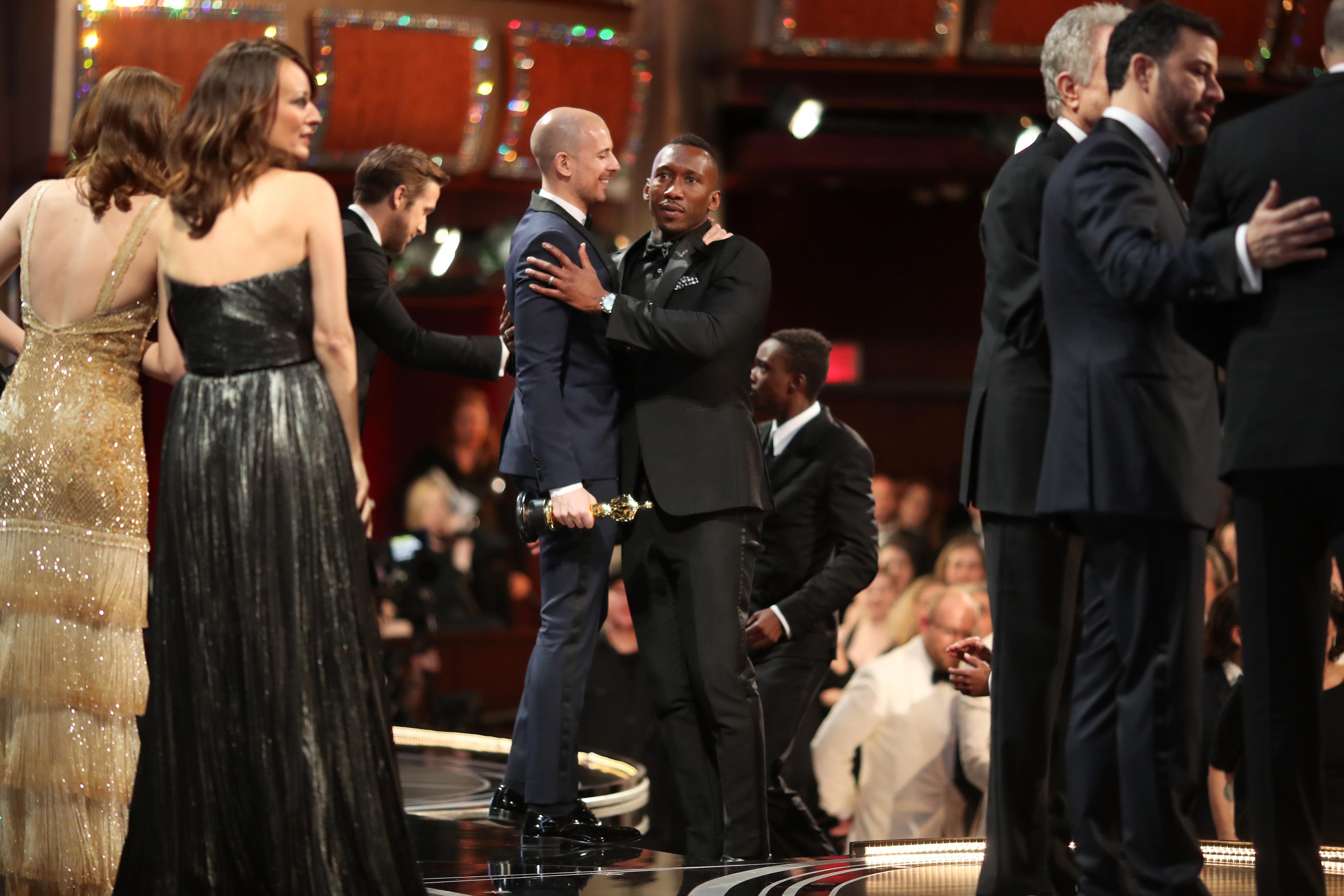 A PwC rontotta el az Oscar-borítékot