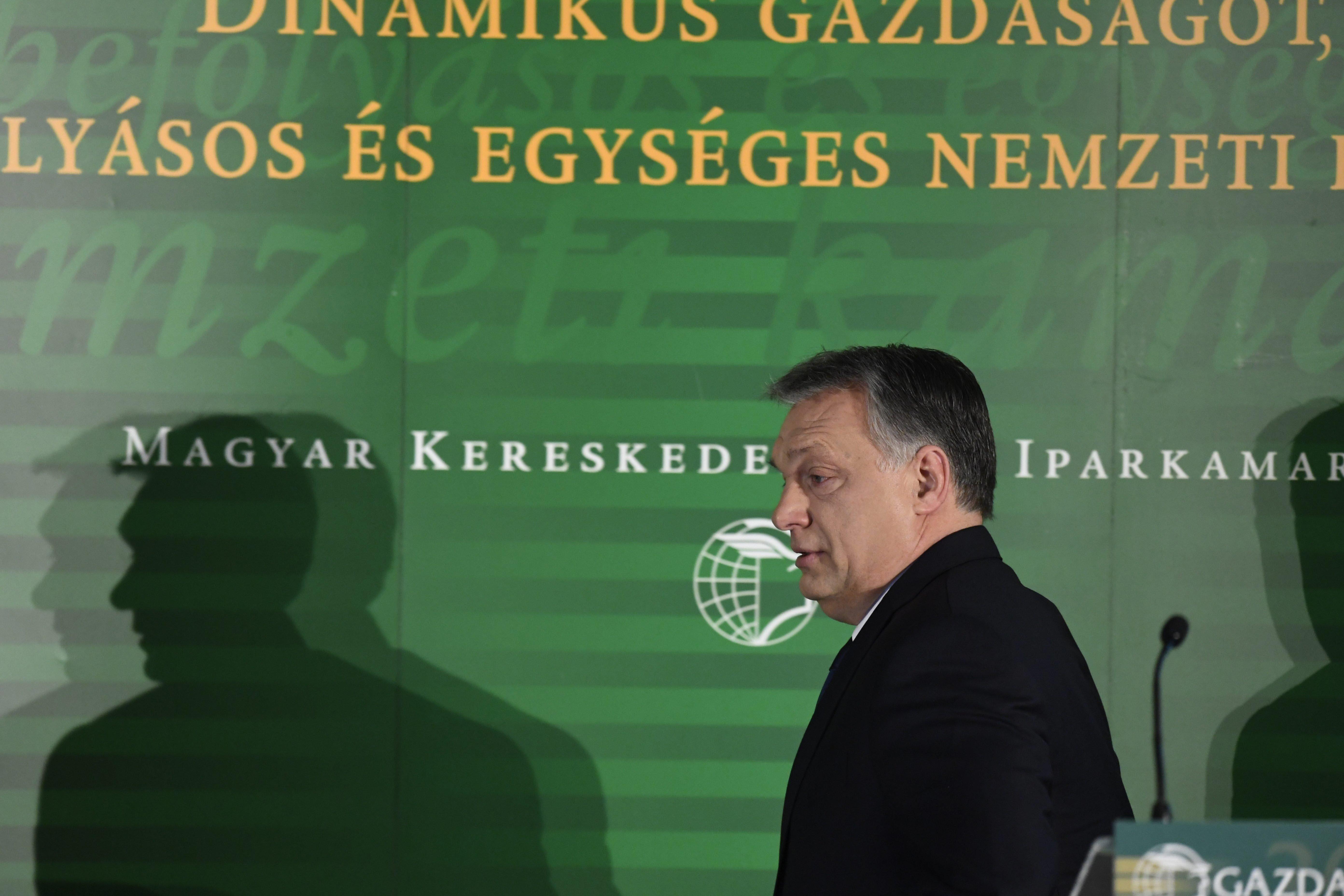 Orbán nem nevezné jónak a gazdaság helyzetét
