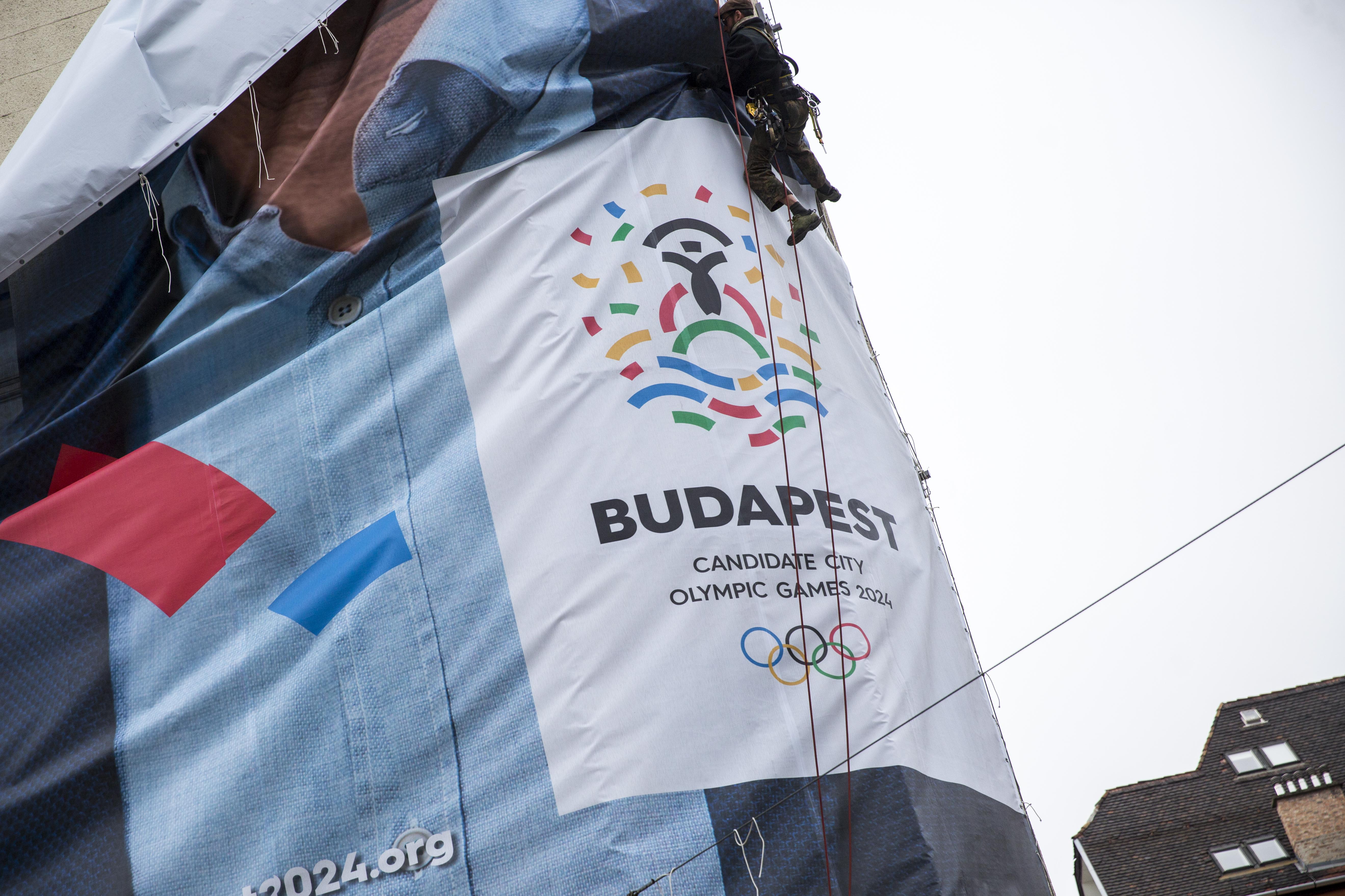 Három hónappal a pályázat visszavonása után is működik még a Budapest 2024 Zrt.