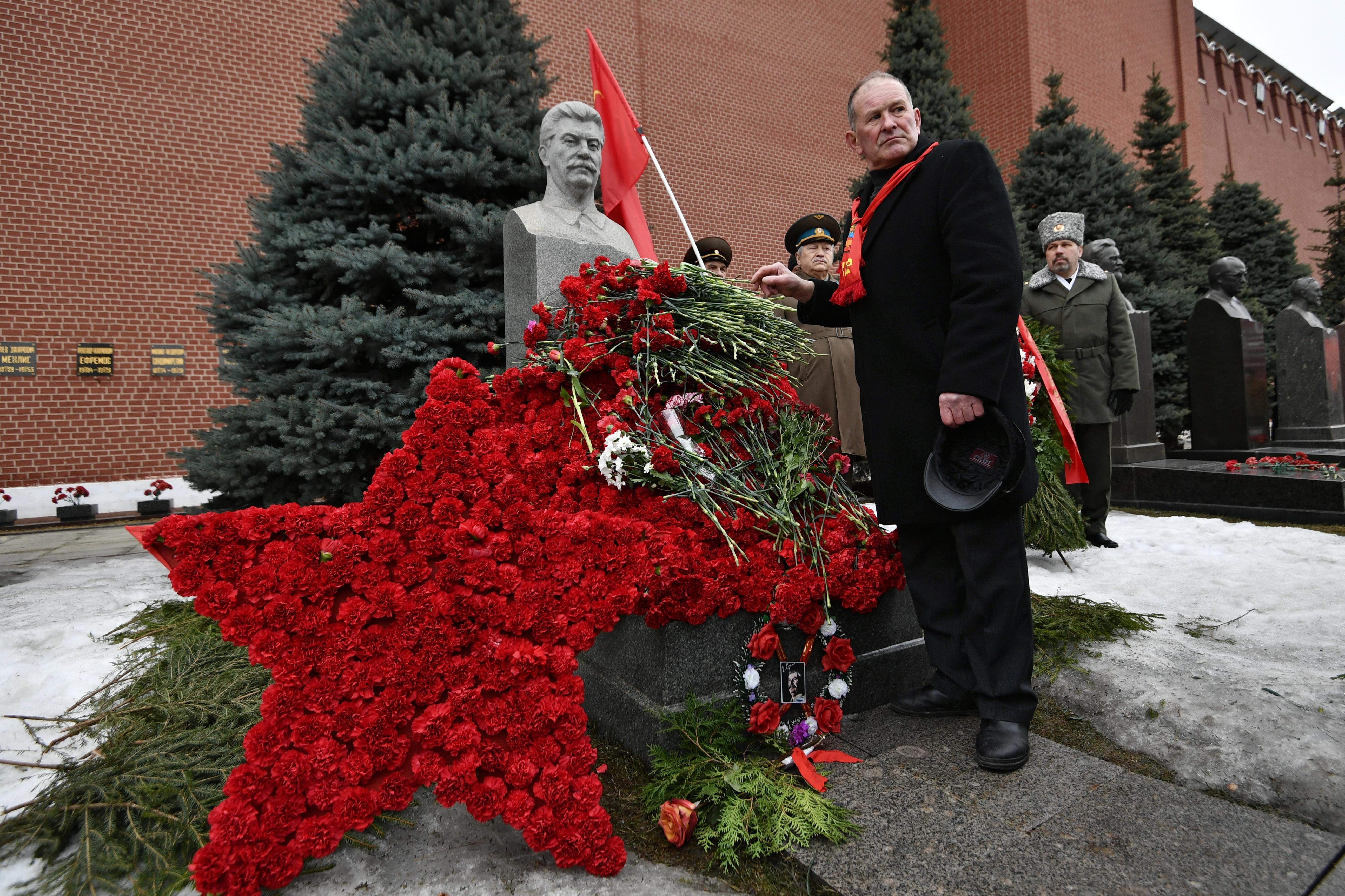 Sztálin-szobrot állítanak Oroszország harmadik legnagyobb városában