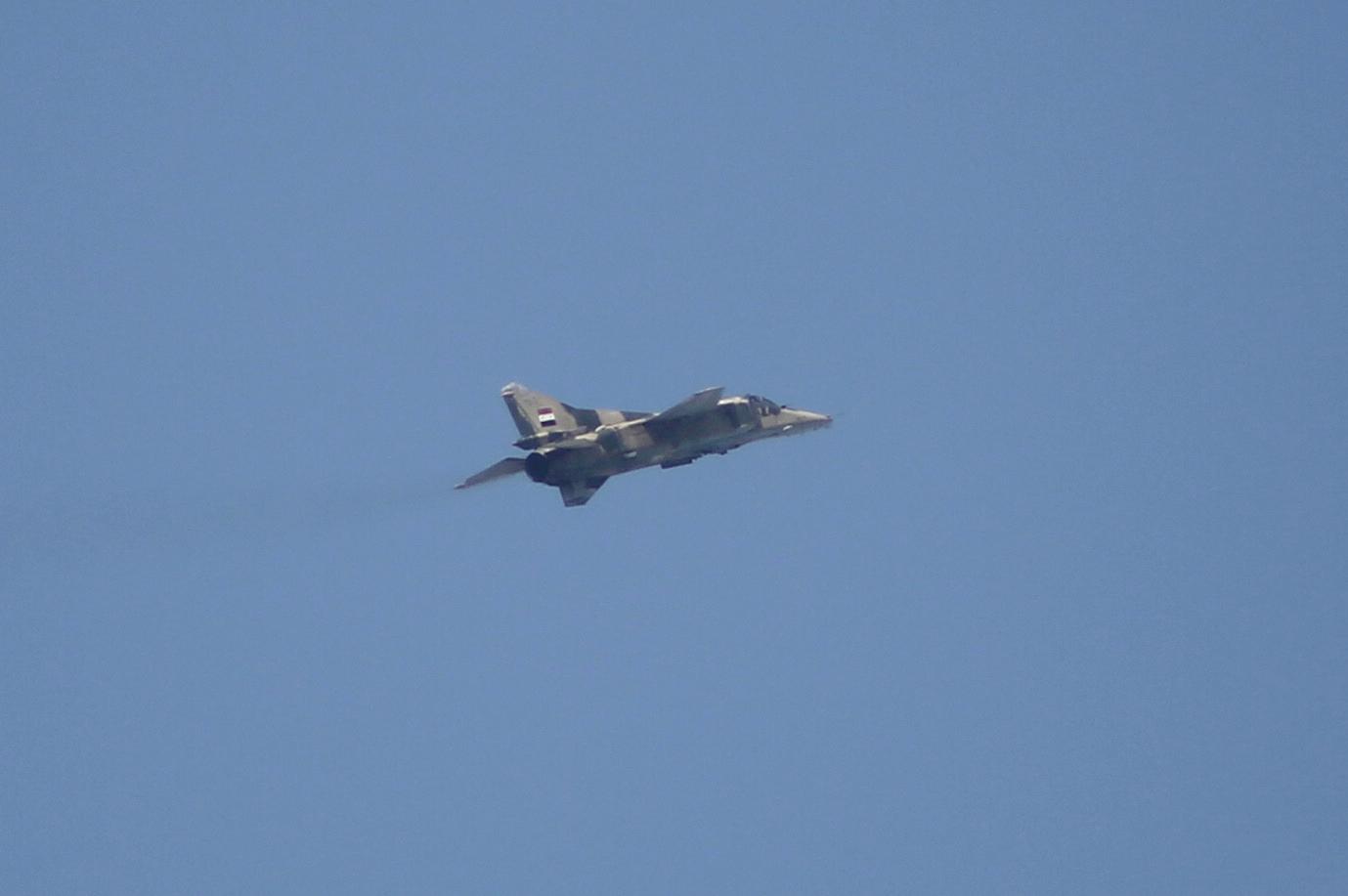 Törökországban találták meg a lezuhant szír vadászgép pilótáját
