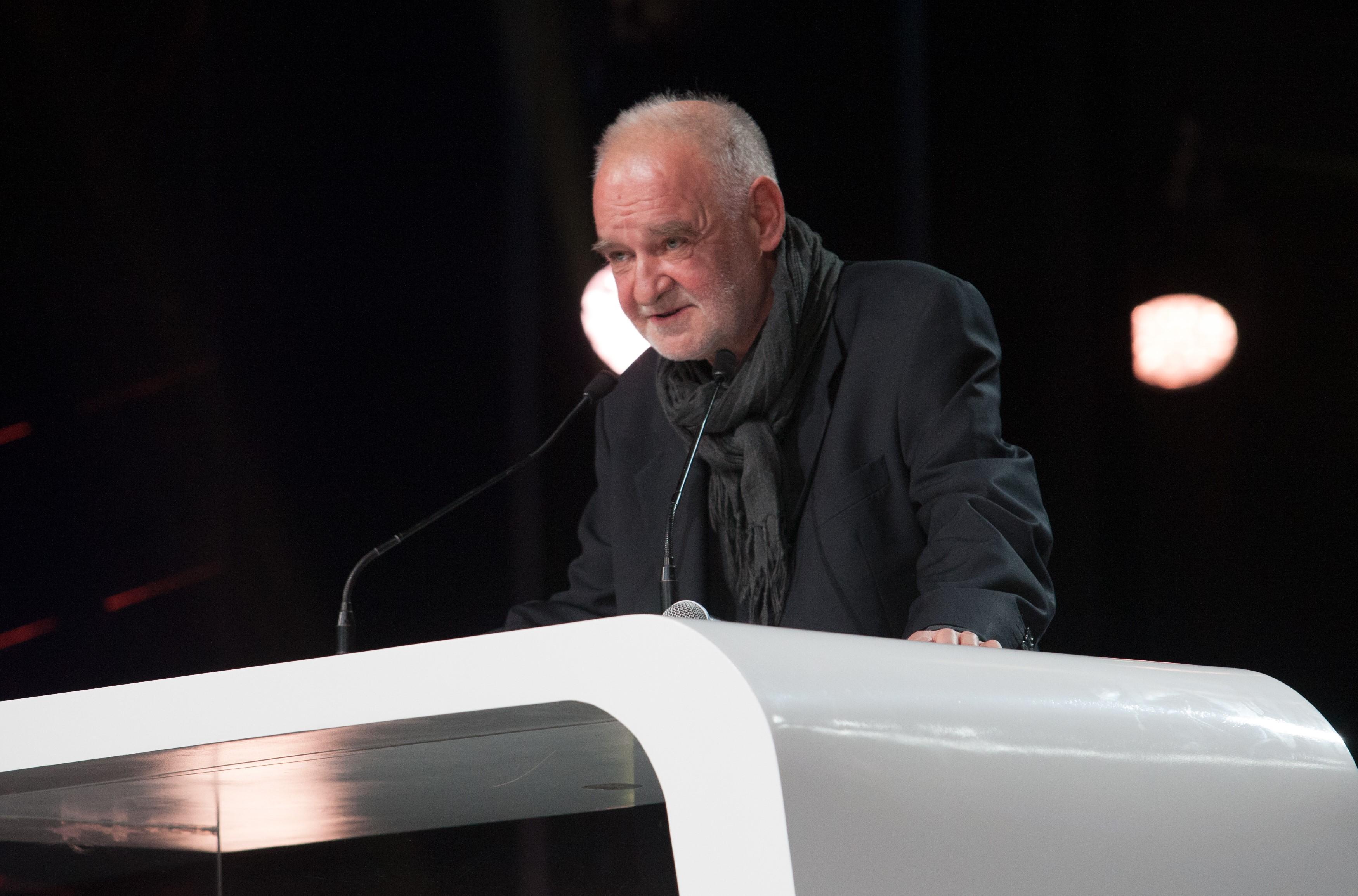Életműdíjat kapott Tarr Béla egy dublini filmfesztiválon
