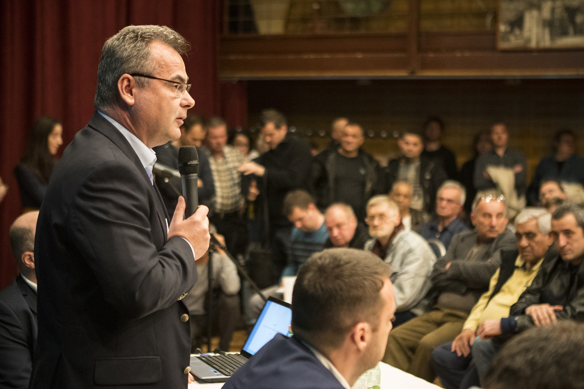 A DK is támogatja a római parti mobilgátról szóló népszavazást