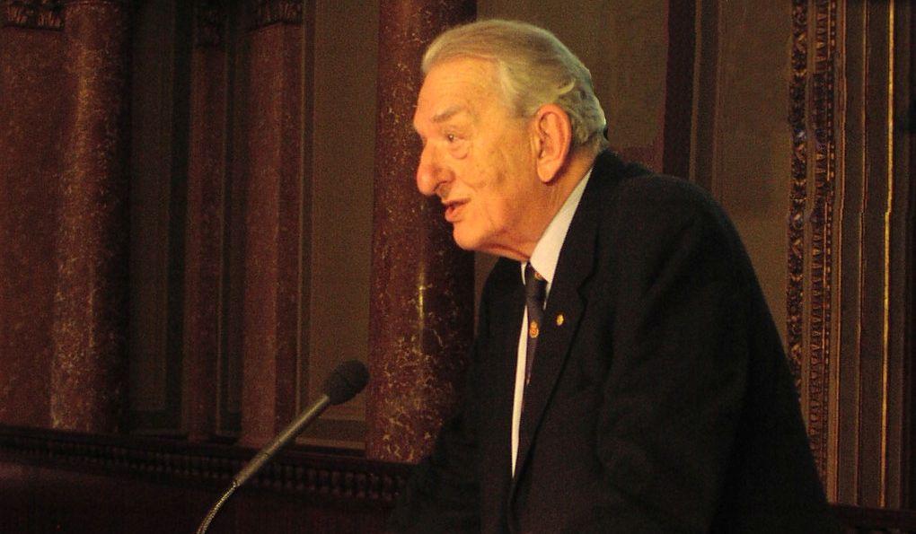 Elhunyt a Nobel-díjas magyar kémikus, Oláh György