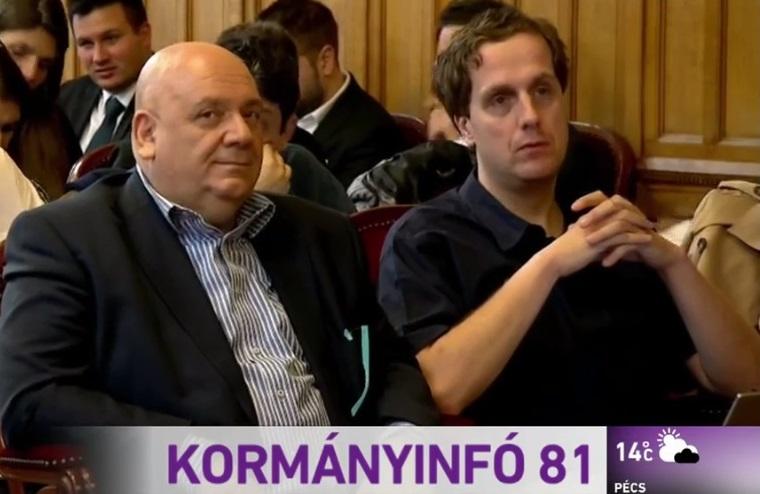 Az Origo fideszes propagandaoldal eltüntette az előző napi, momentumos lejáratócikk szerzőjét