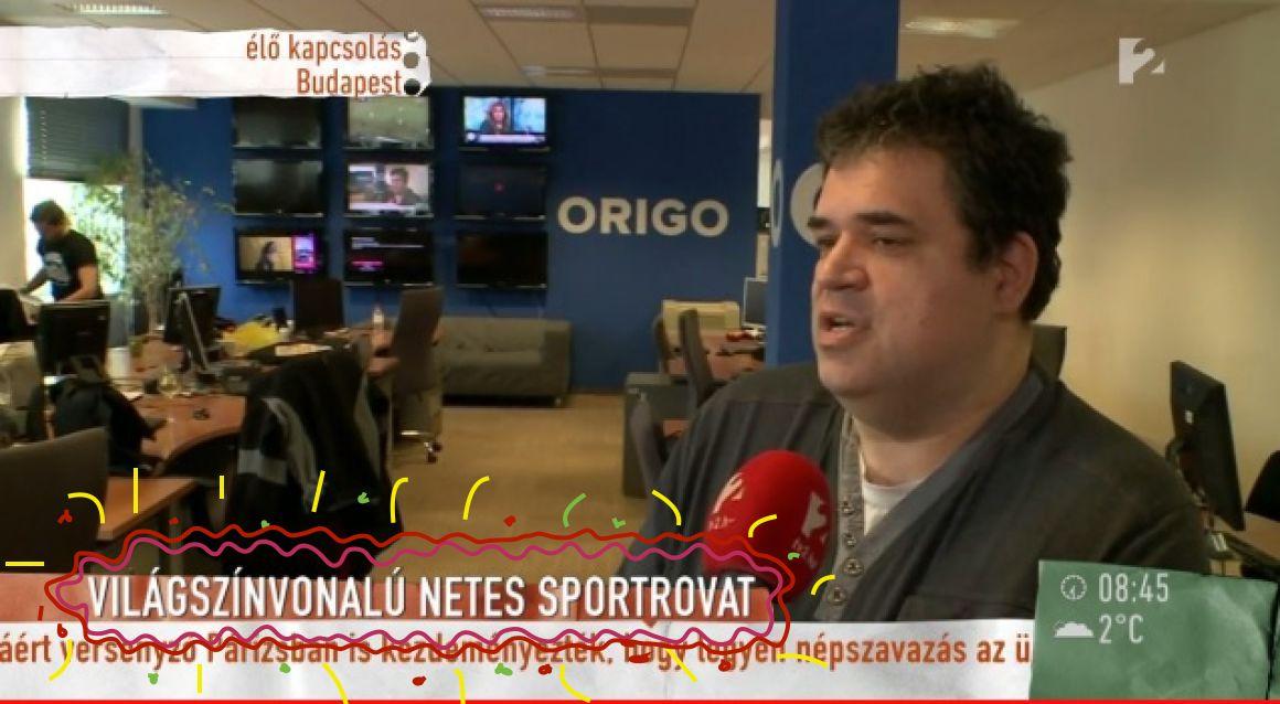 Hitvány hazugsággyárnak tartja az Origót a kirúgott sportrovatos