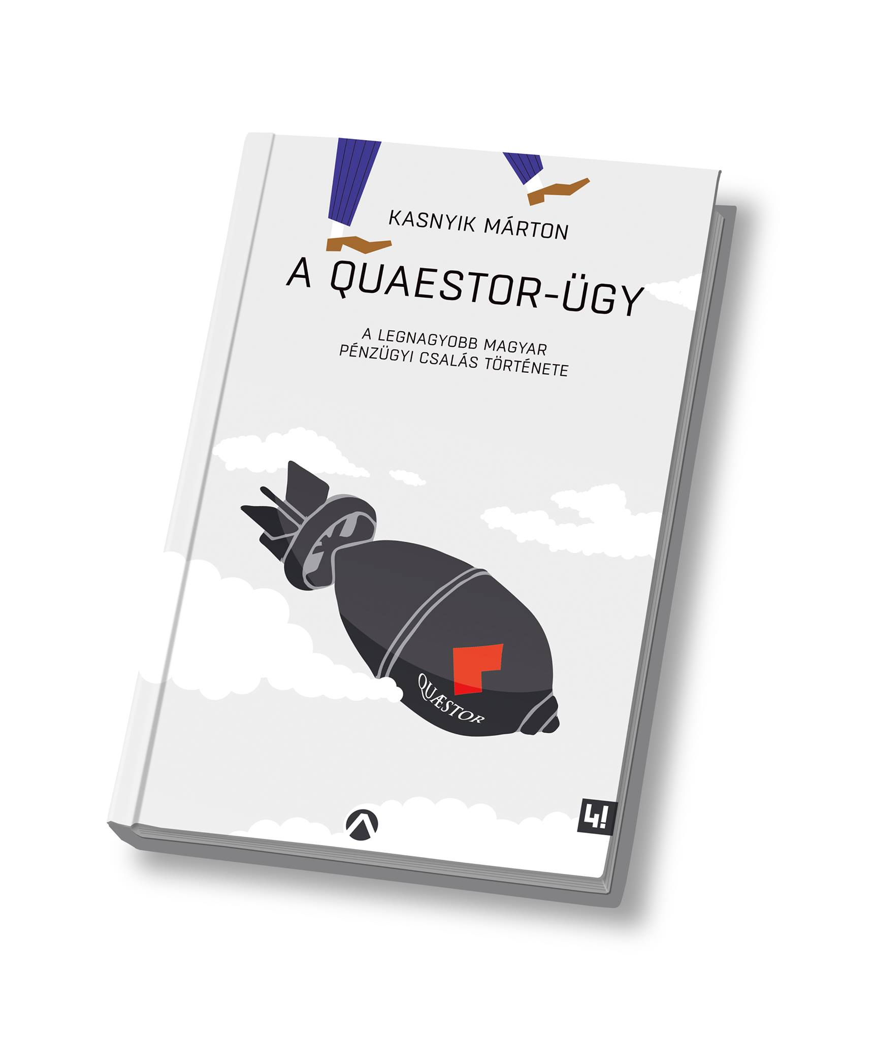 Hová tűnt a 250 milliárd? – beszélgetés a 444 Quaestor-könyvéről