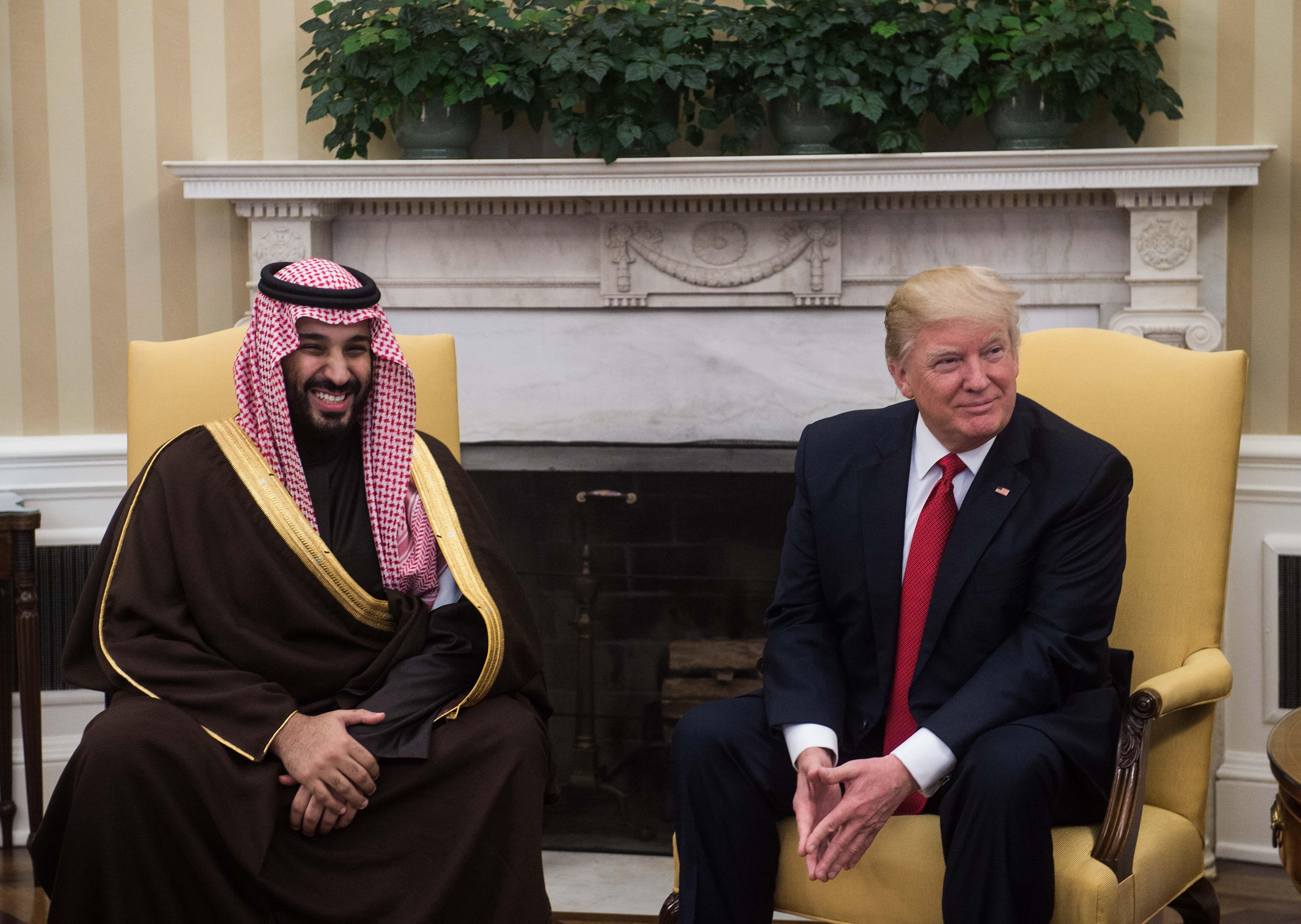 Donald Trump csakazértis fegyvereket adna el Szaúd-Arábiának és az Emírségeknek