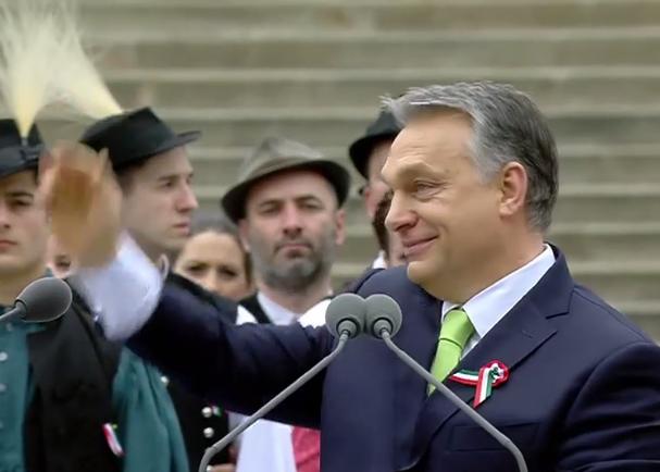 Orbán: Brüsszelnek és a nemzetközi pénztőkének nem számít a magyar jövő