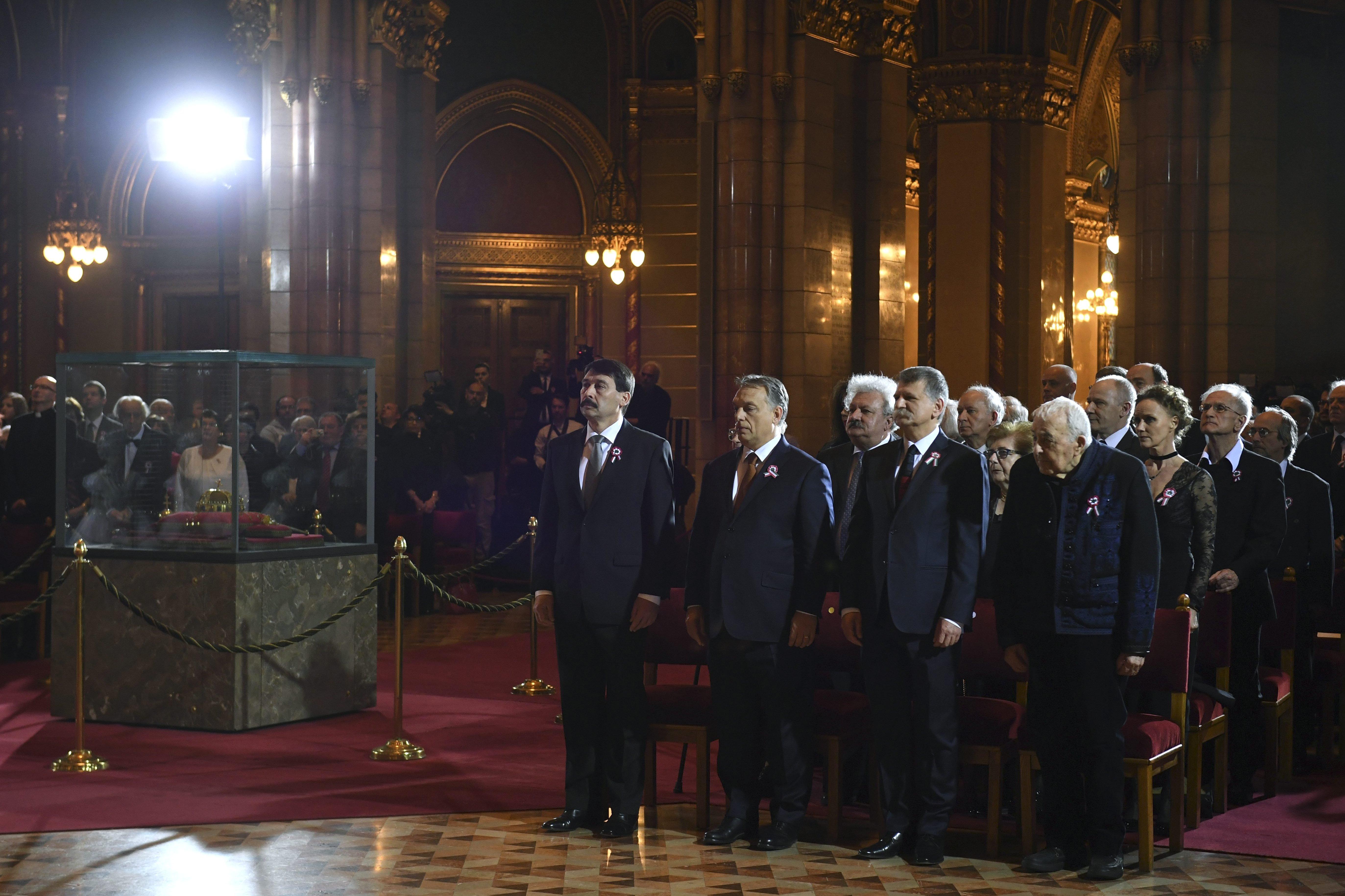 Frenreisz Károly, Nagy-Kálózy Eszter és Tahi-Tóth László is Kossuth-díjat kapott
