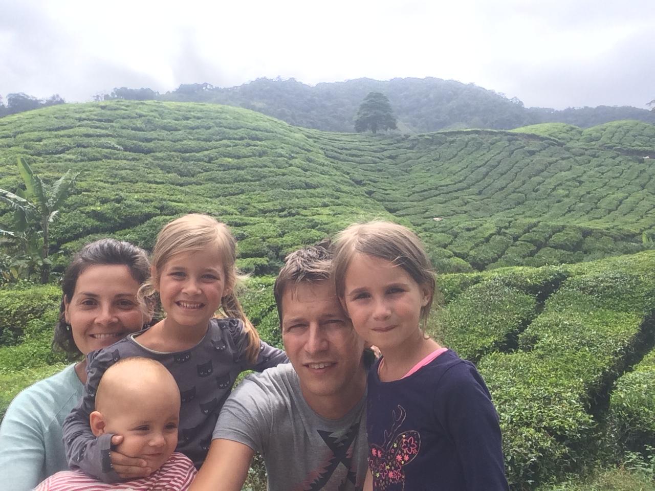 Három hónap három kisgyerekkel Délkelet-Ázsiában
