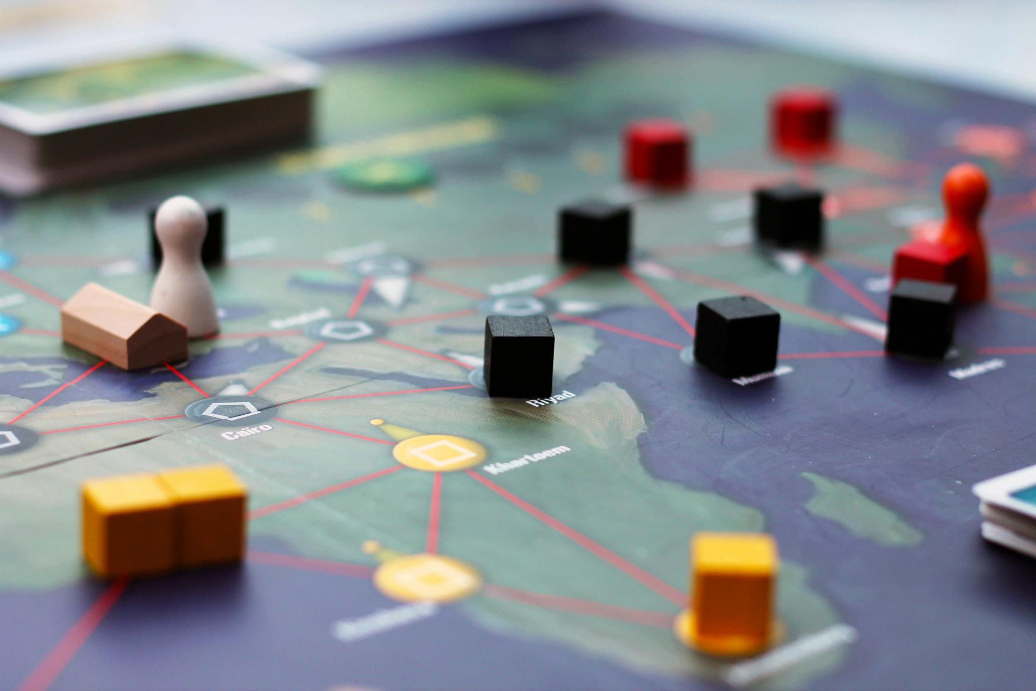 Társasjátékozva tanulják a szakmát az amerikai kémek