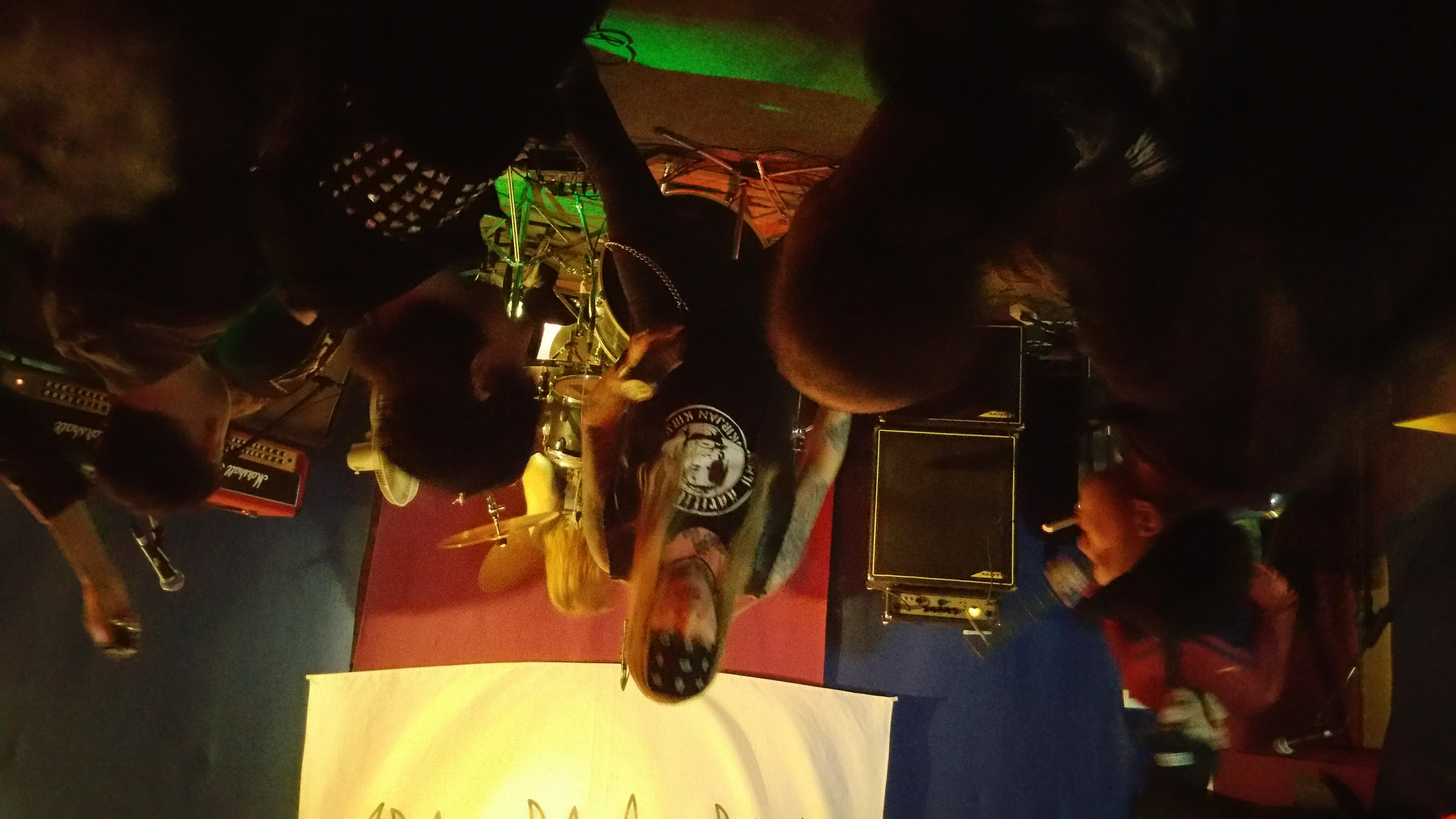 Perkele és kuolema egy budapesti pincében