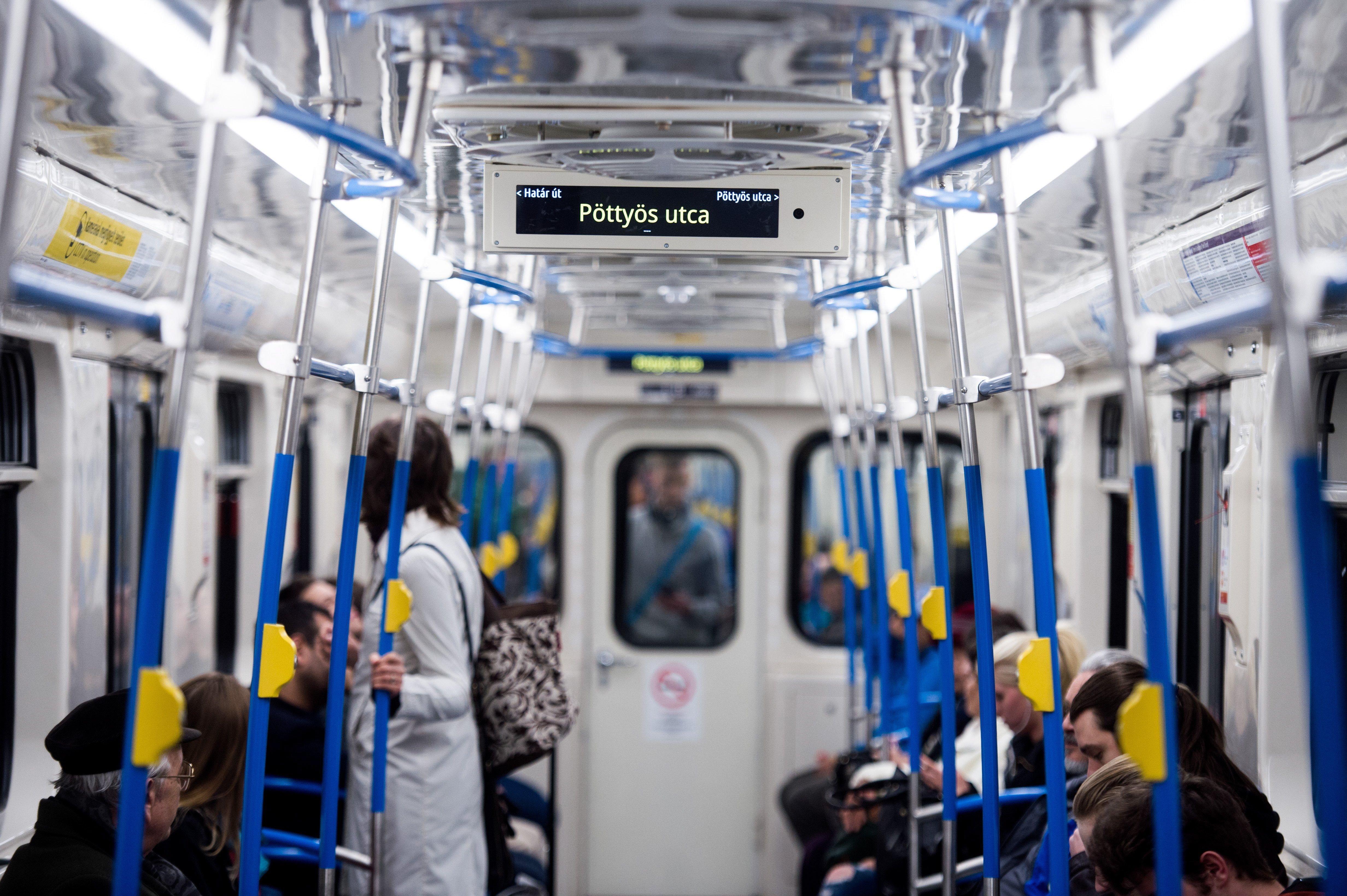 A BKV 6 milliárdra perli az orosz Metrovagonmast