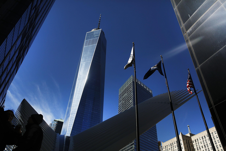 Több száz madár ütközik bele a World Trade Centerbe