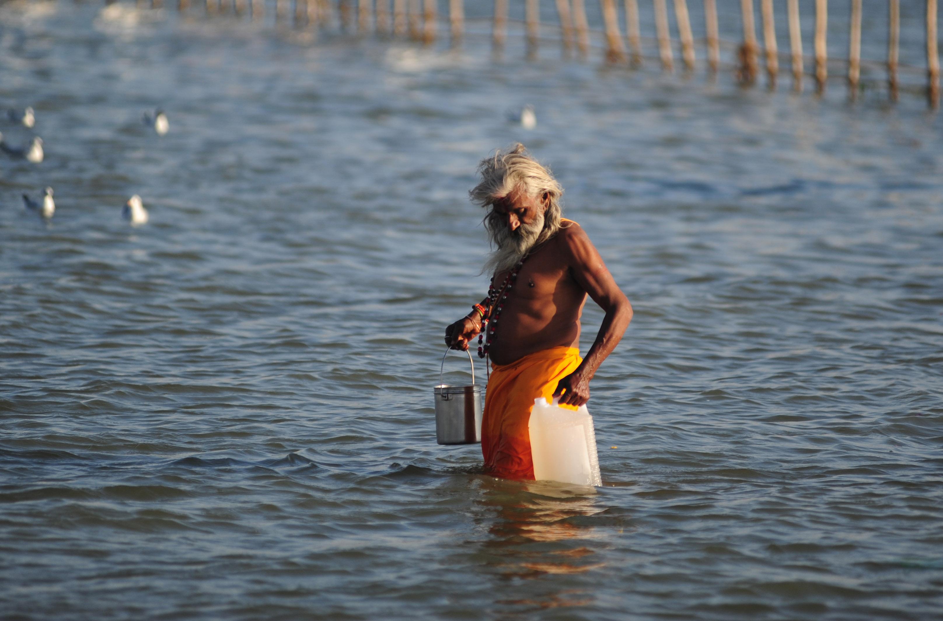 Indiában egy bíróság embereket megillető jogokat adott két folyónak