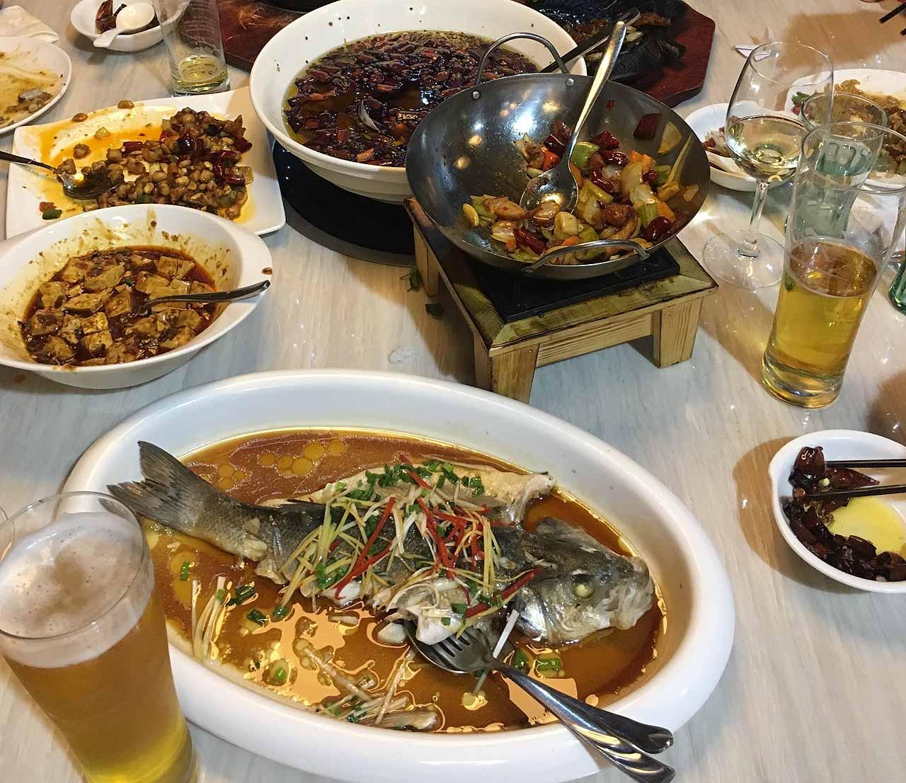 Spicy Fish - Egy jó kínai étterem Budapesten