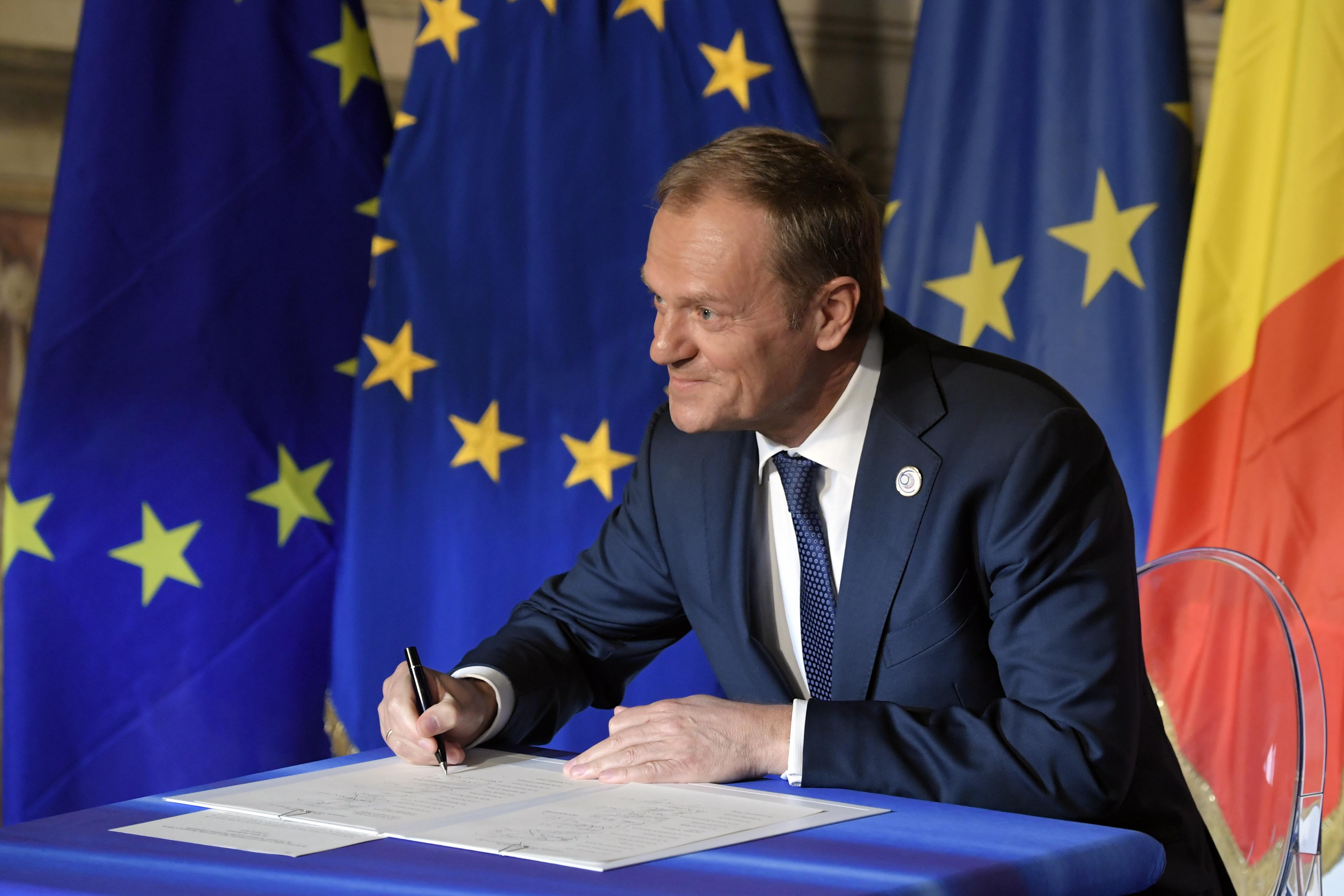 Akár idén megindulhatnak az EU-csatlakozási tárgyalások Albániával és Macedóniával