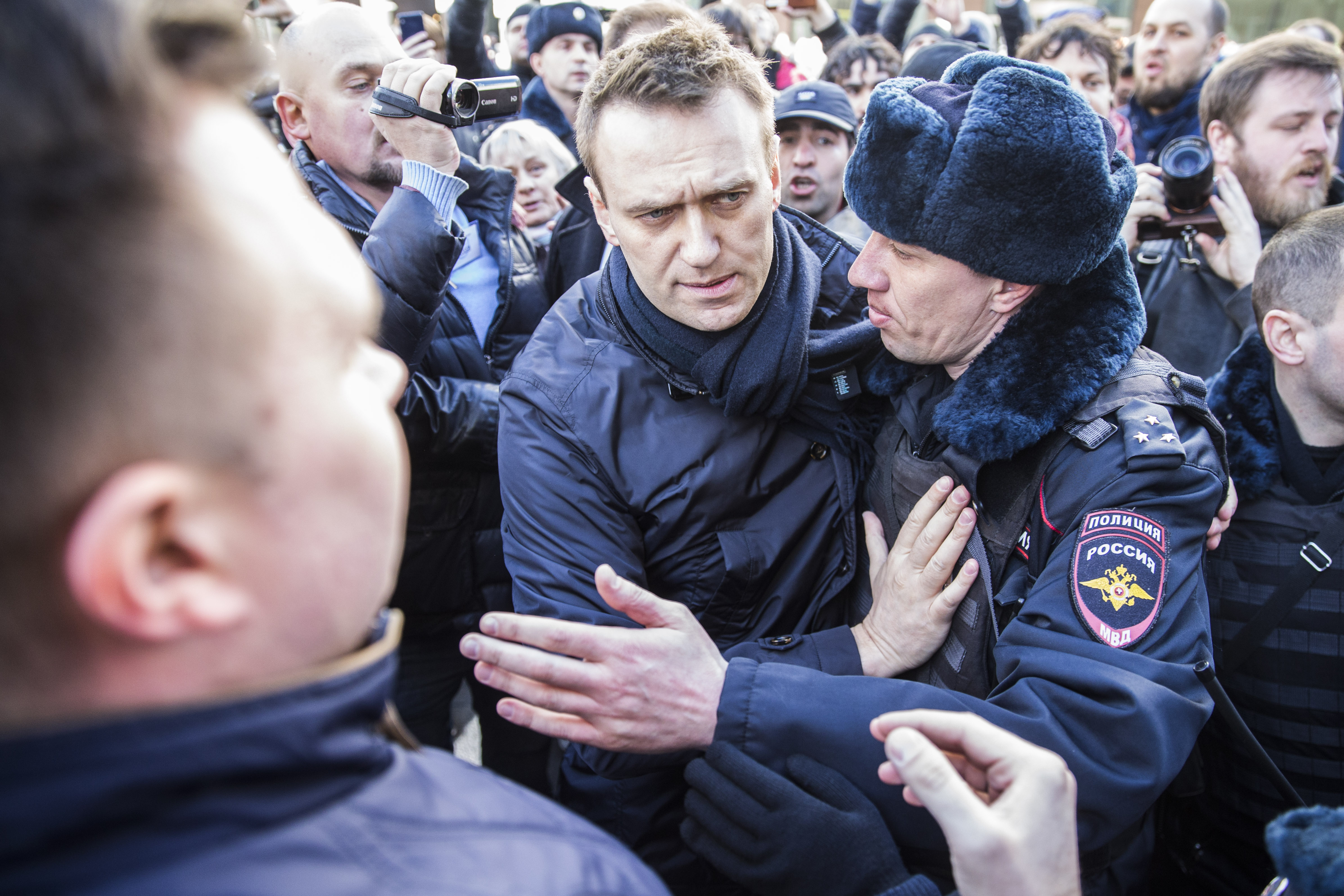 Die Zeit: A német kormány biztos benne, hogy az orosz titkosszolgálatok meg akarták ölni Navalnijt