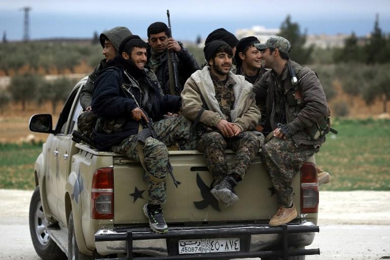 A török hadsereg befejezi a szíriai hadműveleteit