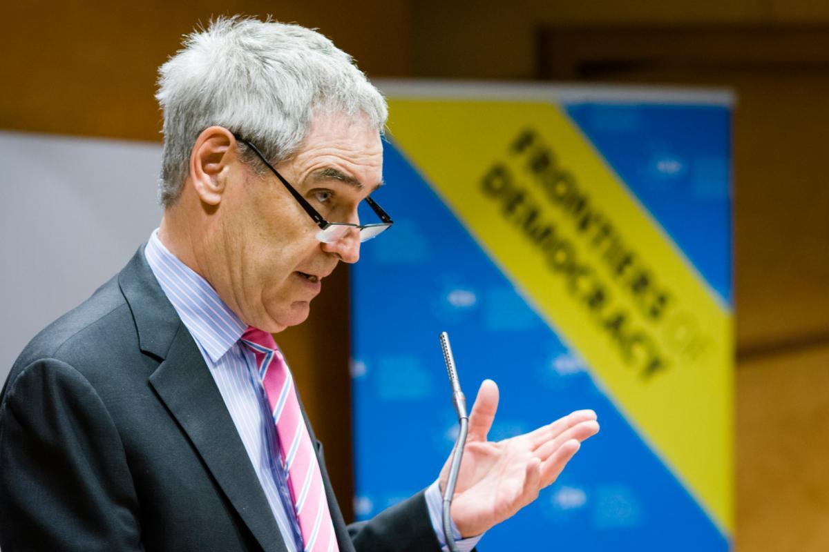 Ignatieff: A CEU elleni támadás a magyar felsőoktatás autonómiája ellen is irányul