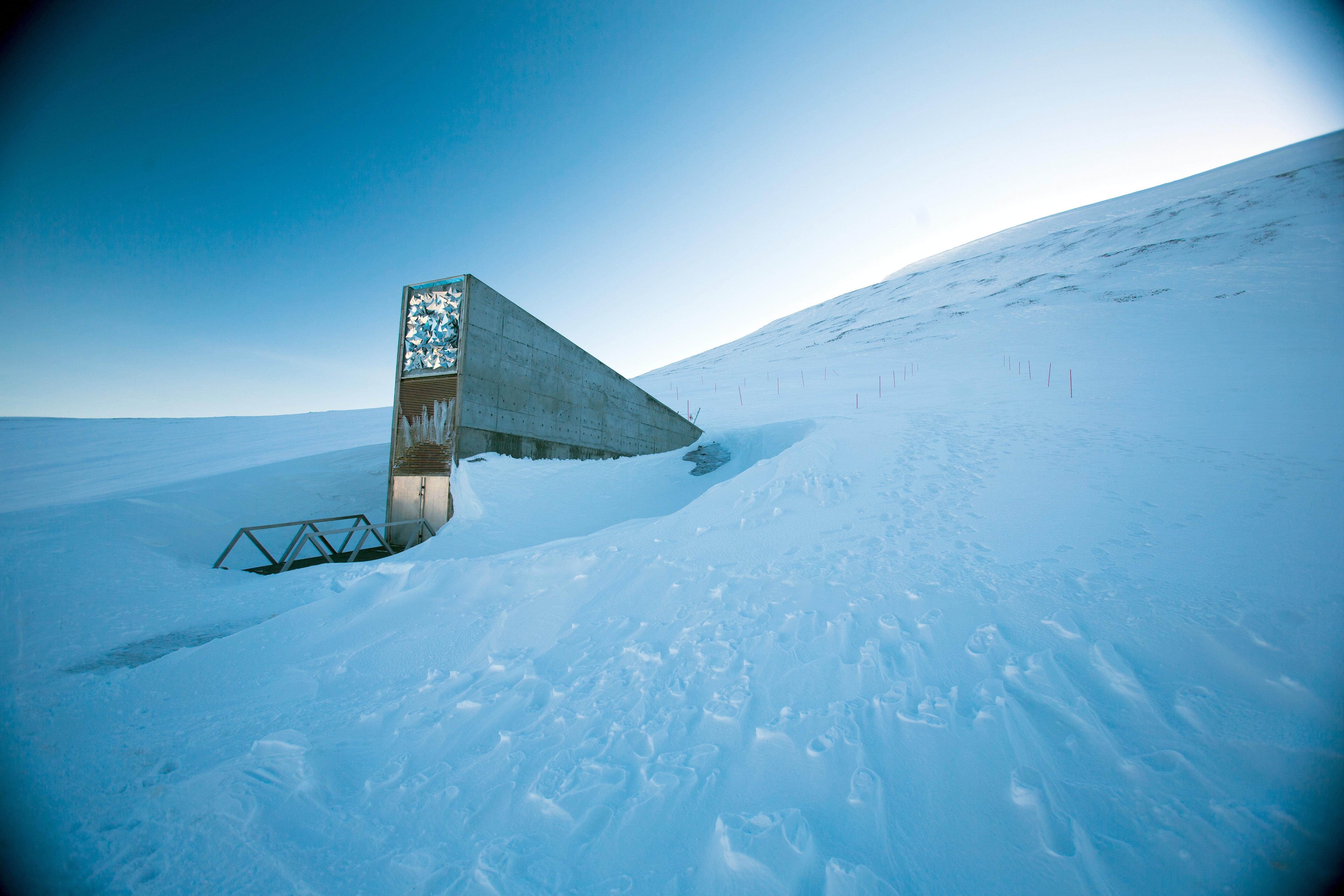 A globális felmelegedés veszélyei: betört a víz a sarkvidéki raktárba, ahol a bolygó vetőmagmintáit tartják