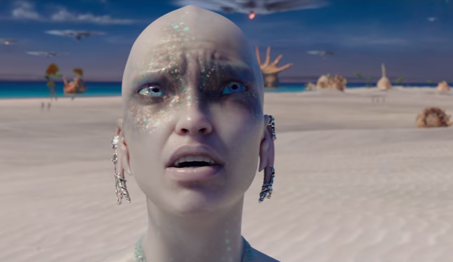Nyáron bemutatják Luc Besson új scifijét