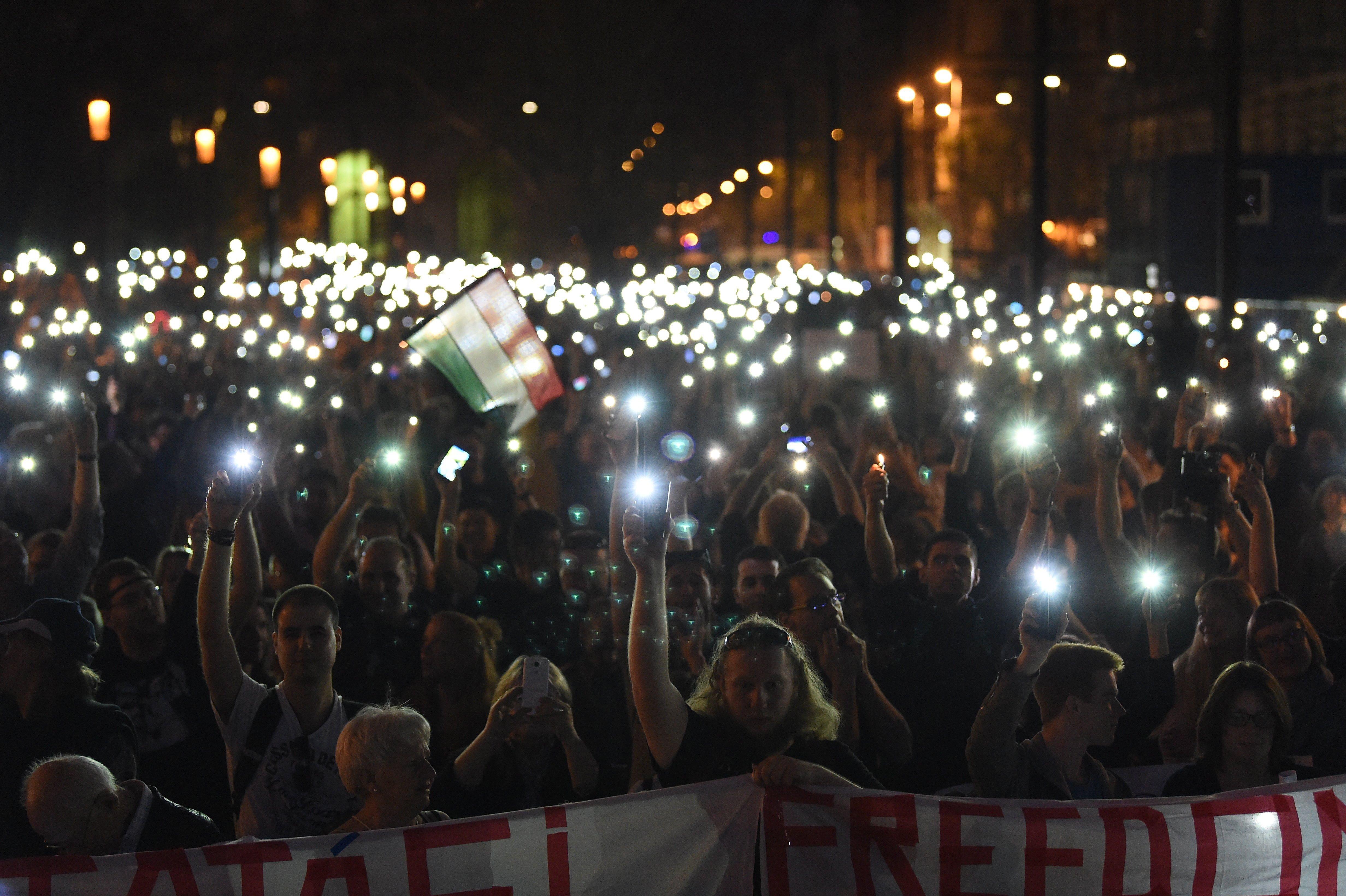 Soros szerint a CEU nem akarja elhagyni Budapestet