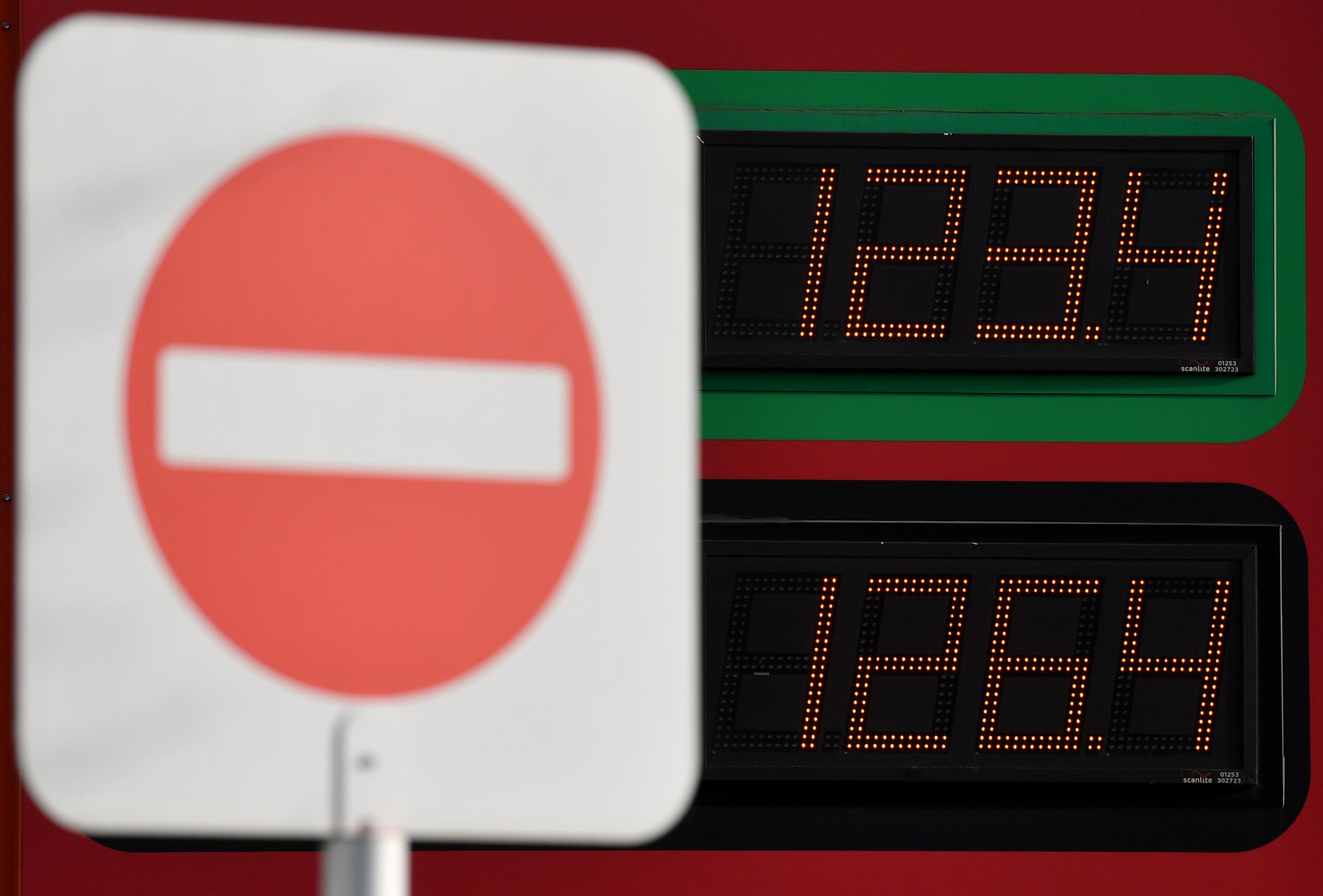 London belvárosában mától a dízelautóknak jóval drágább a parkolás
