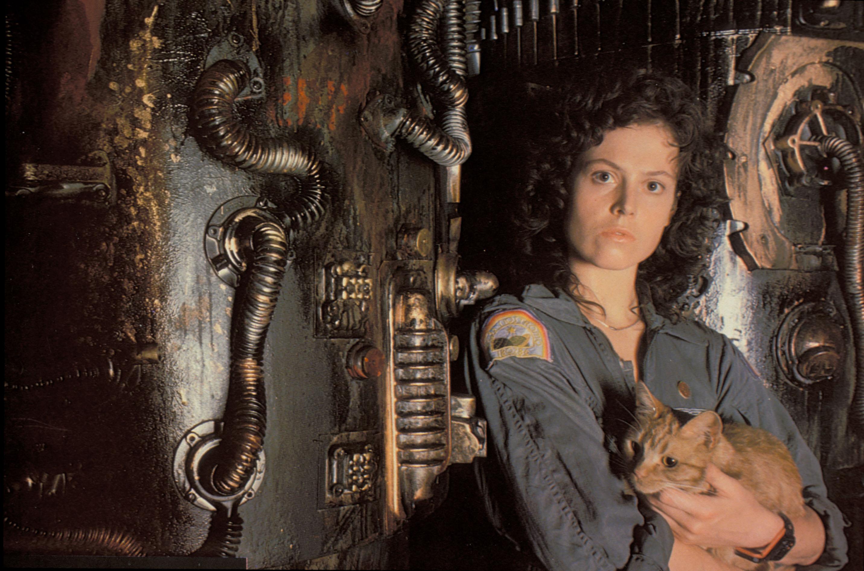Ridley Scott meg akarta ölni Ripley-t