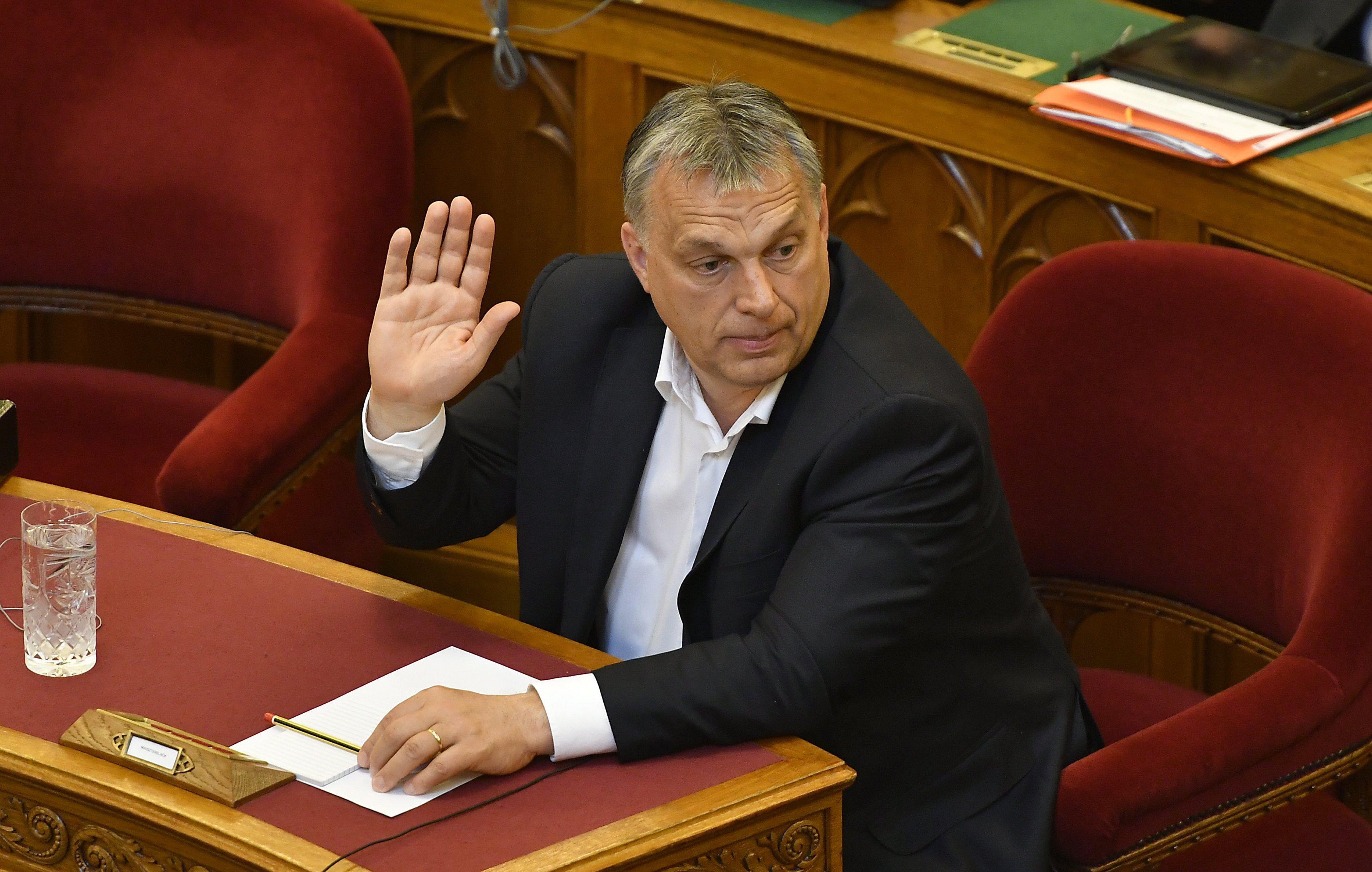 A Fidesz megszavazta a CEU kinyírására alkalmas törvényt