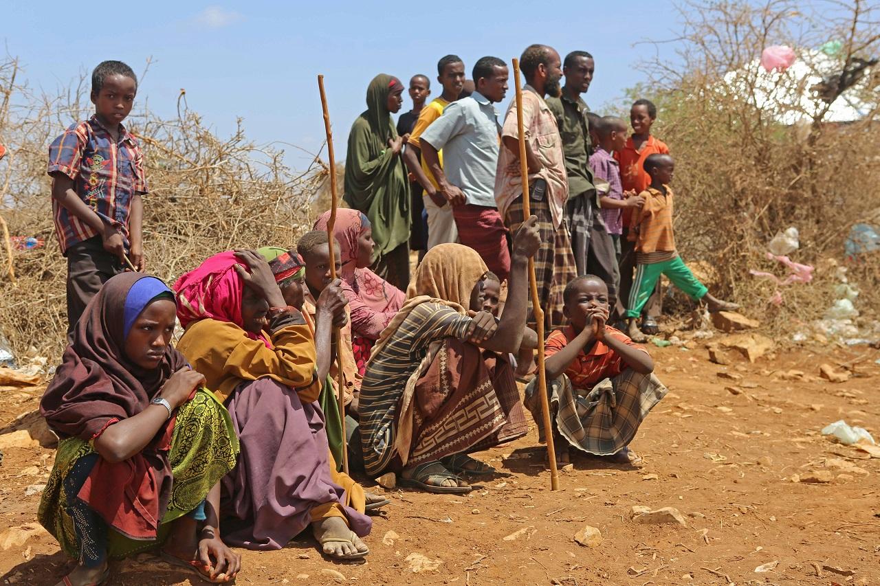 1,7 millió szomáliai éhezik az aszály miatt