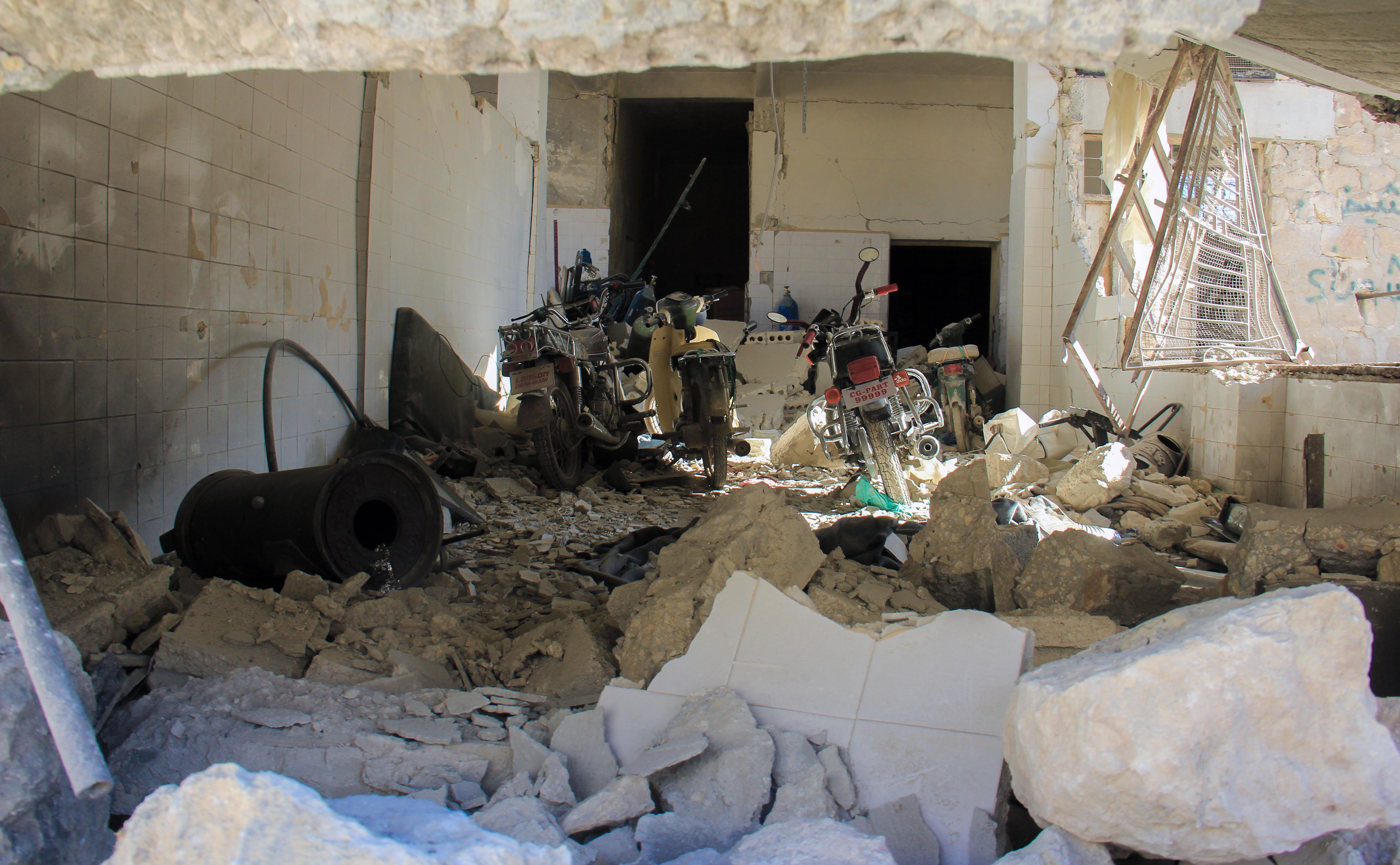 Oroszország megvétózta a szíriai vegyifegyver-támadást vizsgáló misszió mandátumának meghosszabbítását