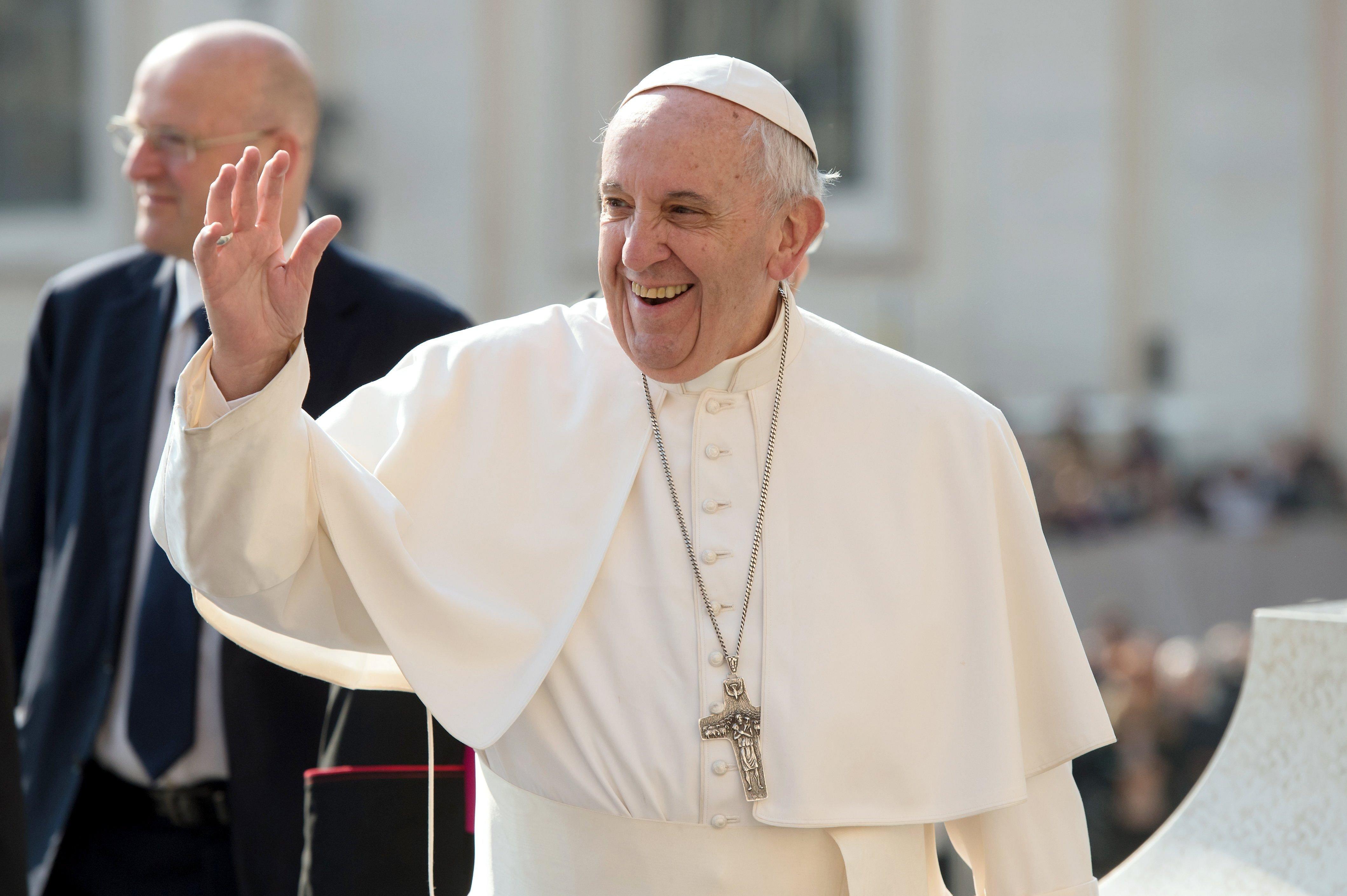 Ferenc pápa kétségbe vonta, hogy Medjugorjéban megjelent volna a Madonna