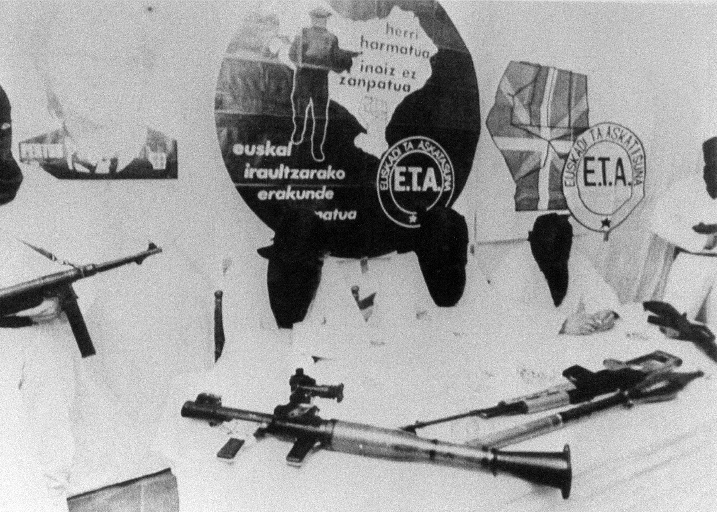 Végleg feladja a fegyveres harcot a baszk ETA