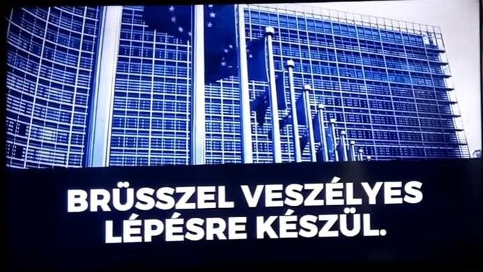 Egy pillanatra nem figyeltünk oda, erre Brüsszelben megint határokat bontottak le :(