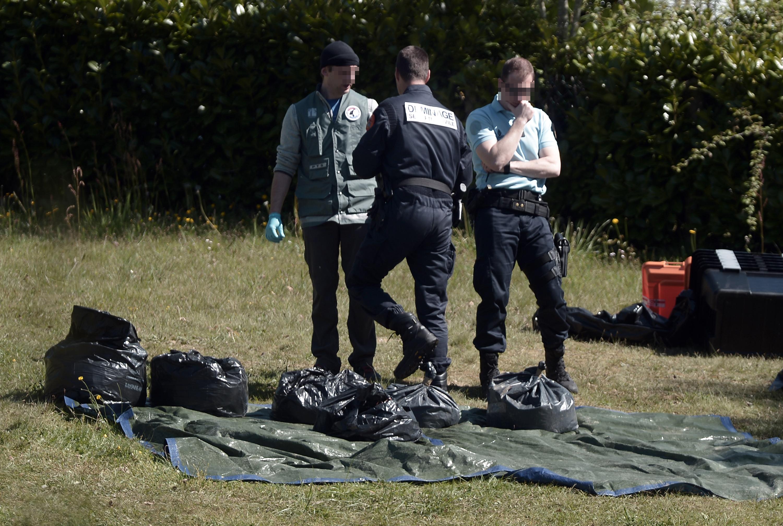 Több tucat fegyver és több ezer lőszer mellett több száz kiló robbanóanyag volt az ETA raktáraiban