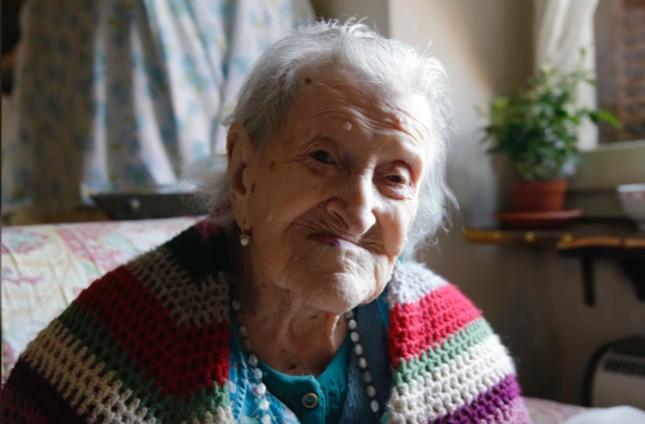 117 évesen meghalt Emma Morano, a legidősebb ember a világon