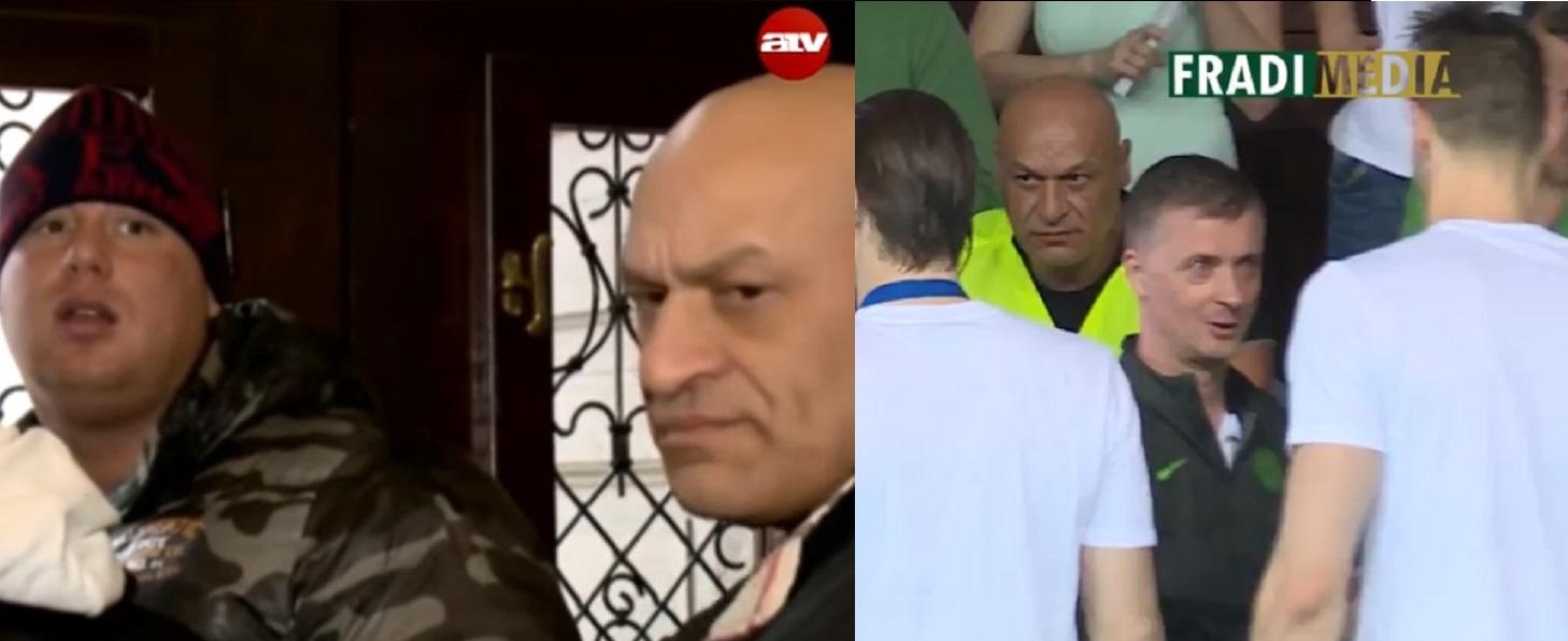 Most is Kubatovnak dolgozott a választási irodánál bevetett kopasz