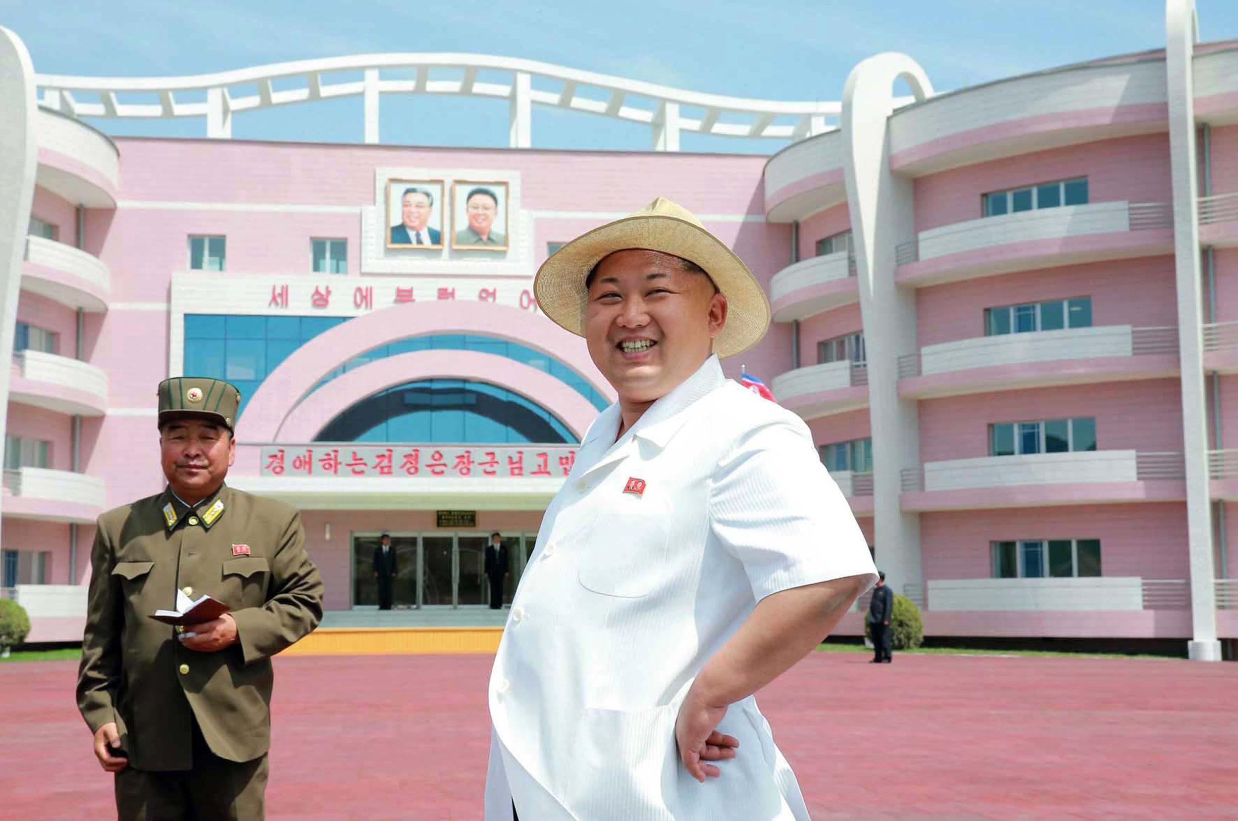 Biden hajlandó találkozni Kim Dzsongunnal
