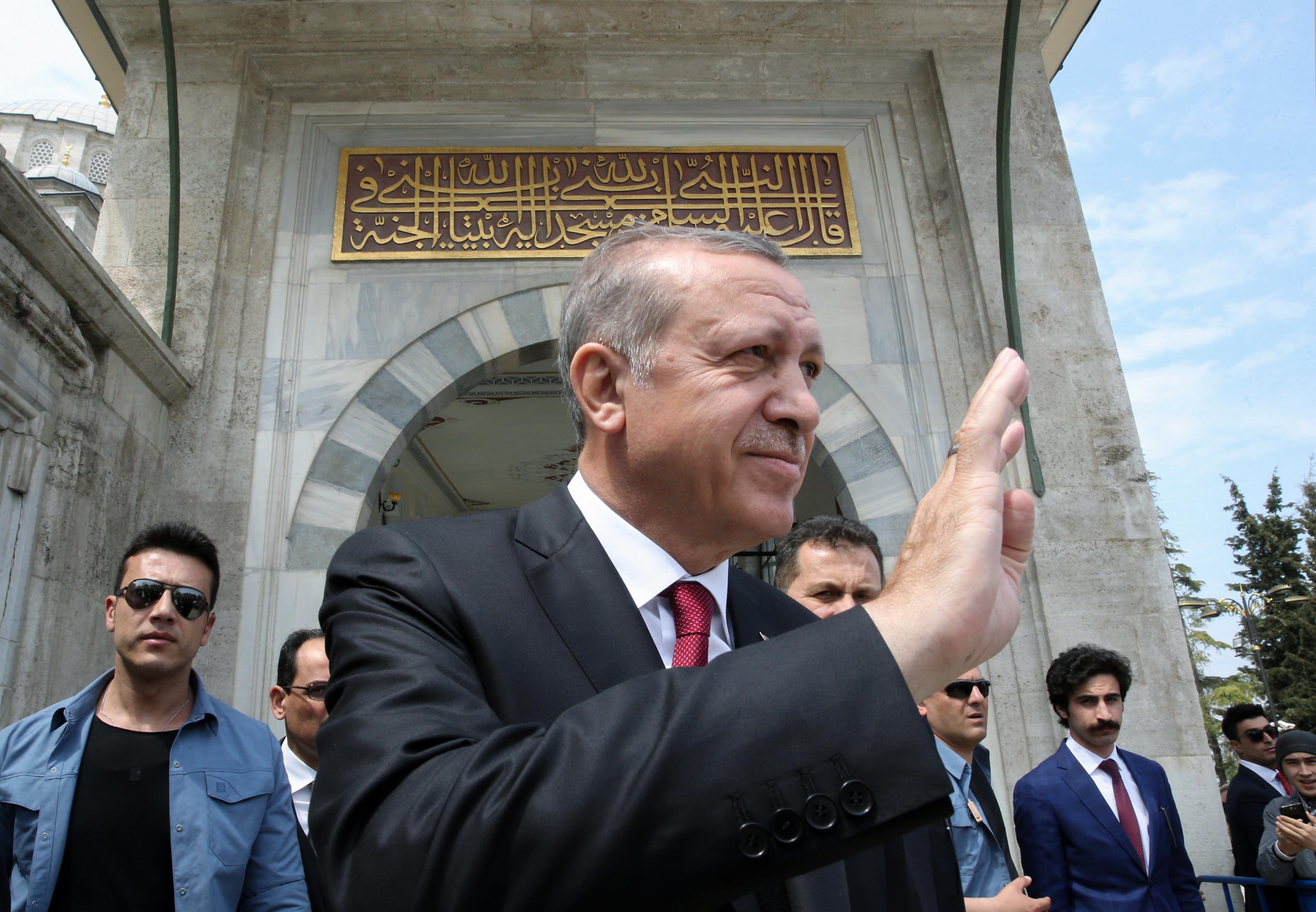 Erdogan betiltatta az aréna szó használatát a török stadionok nevében
