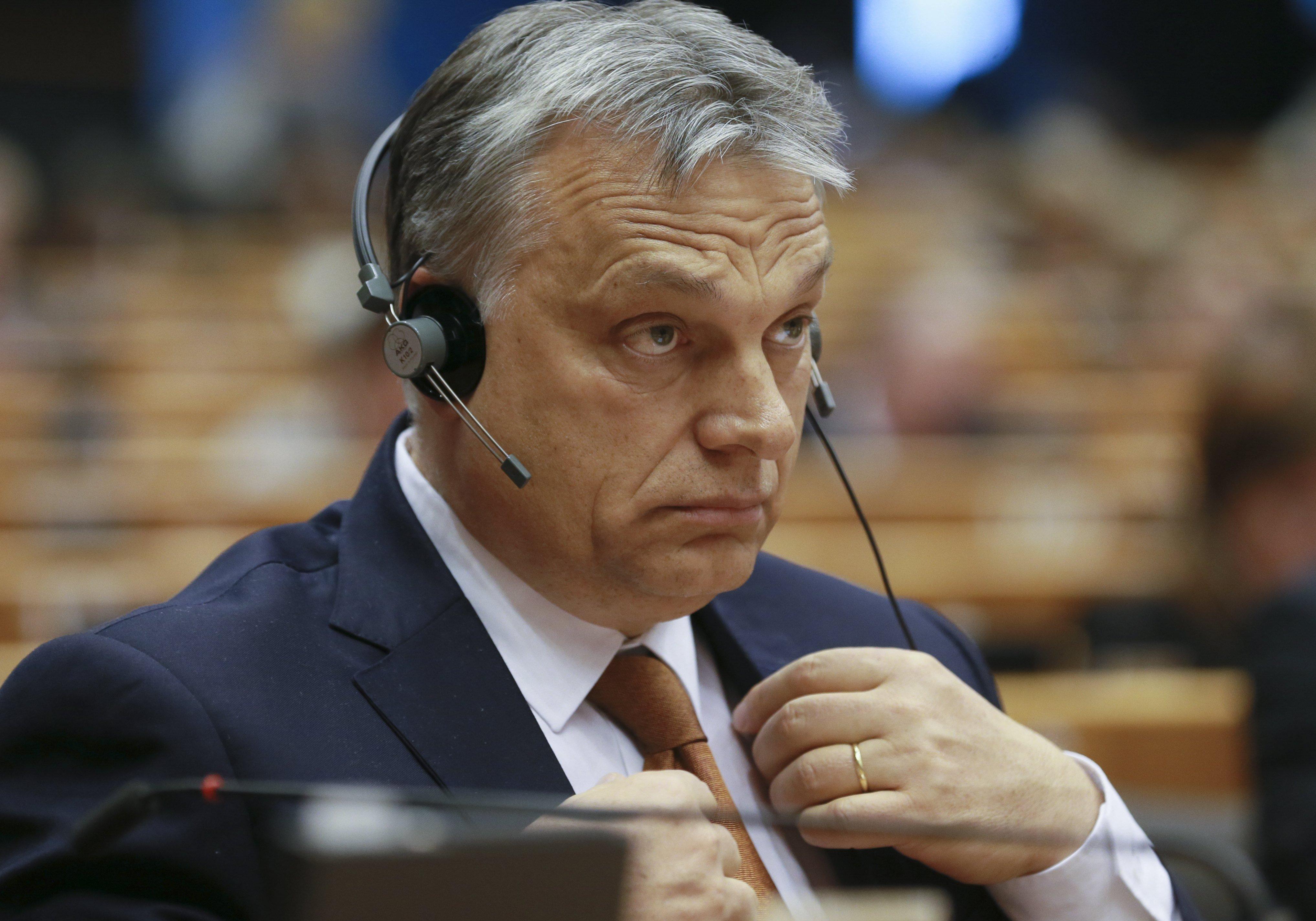 Orbán elővette az angolnataktikát