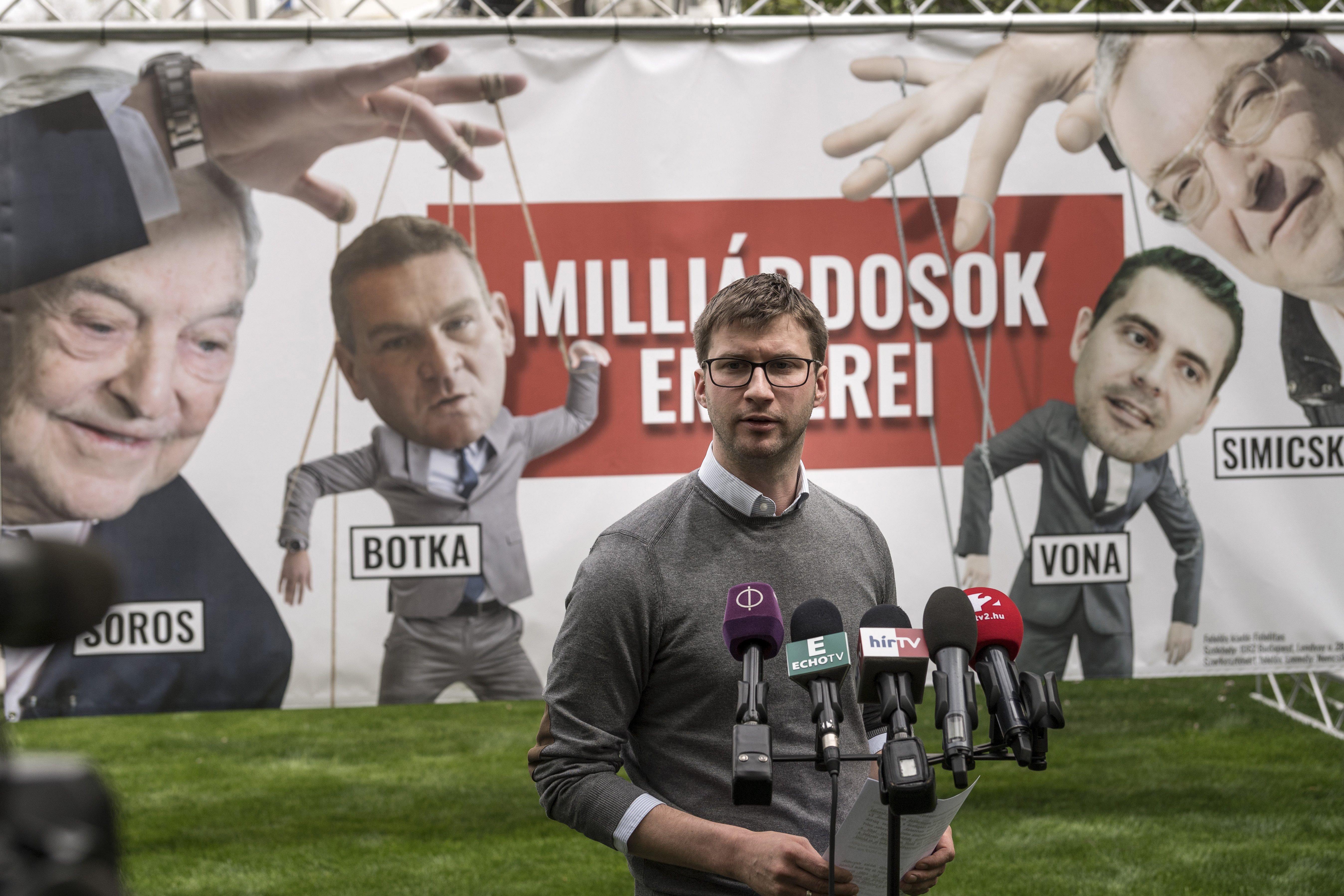 A Fidelitas elnökét senki nem kérte fel, hogy induljon el Juhász Péter és Fekete-Győr András ellen a választáson